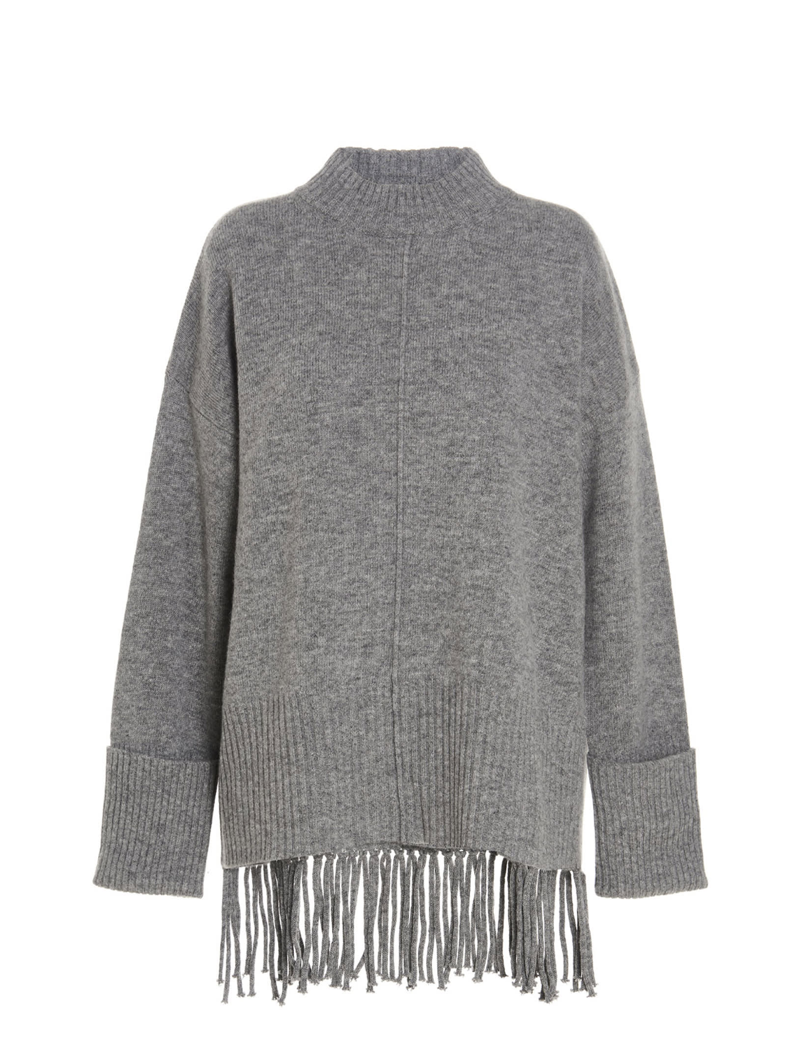 Jucca Fringes Sweater