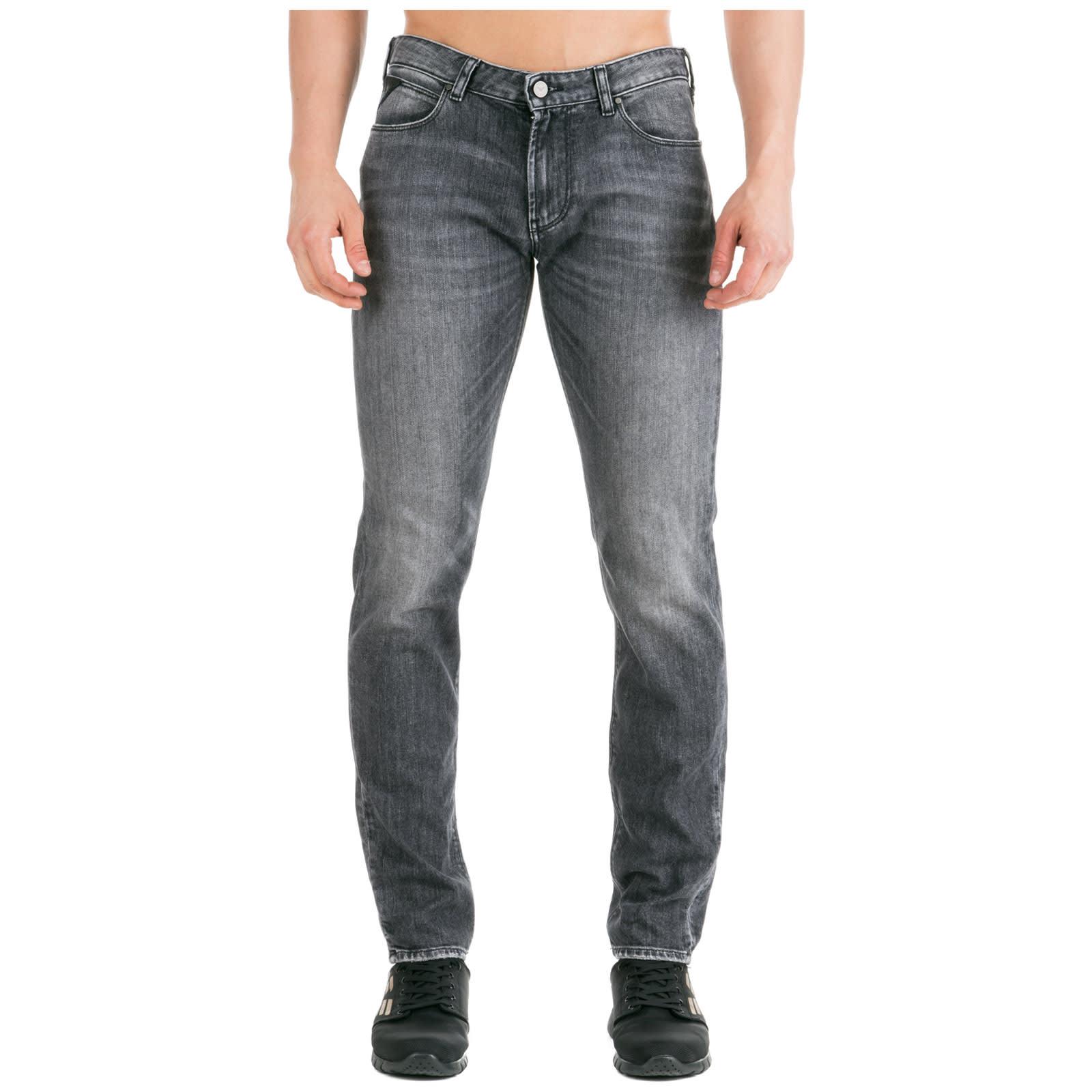 2100ddf51b Emporio Armani Jeans Denim Slim Fit