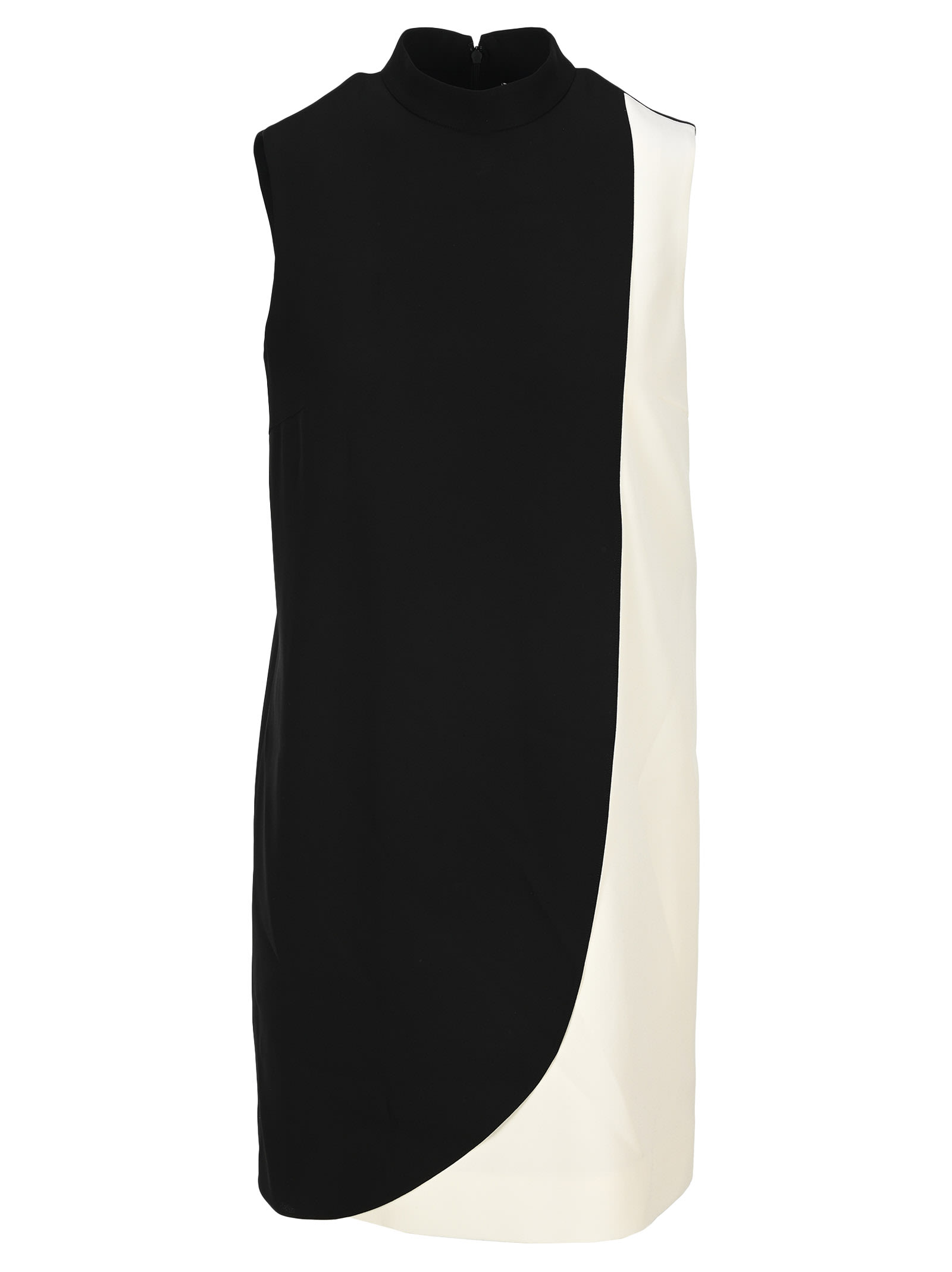 Buy Givenchy Two Tone Short Dress online, shop Givenchy with free shipping