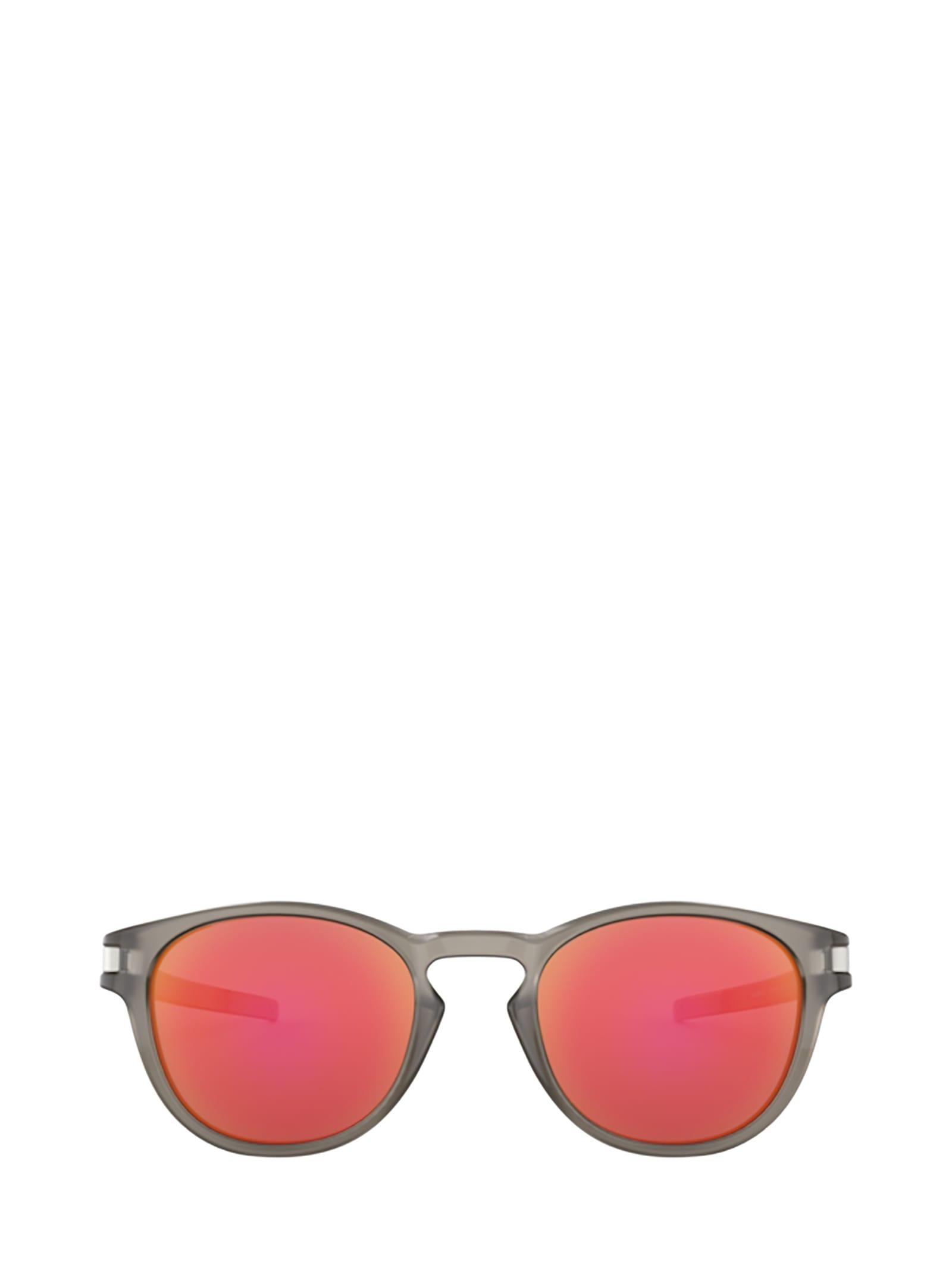 Oakley Oo9265 Matte Grey Ink Sunglasses