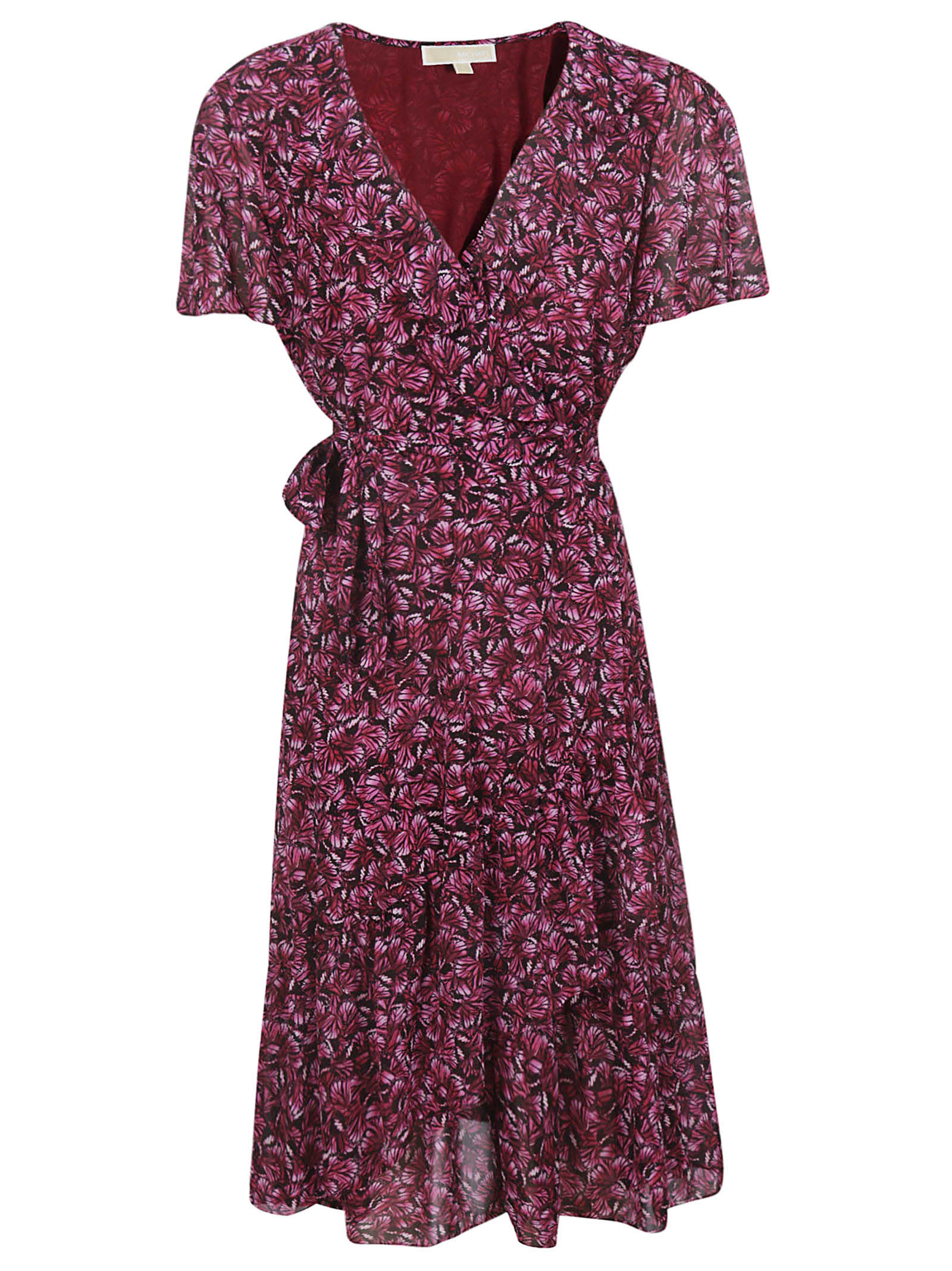 Photo of  Michael Kors Wrap Butterfly Dress- shop Michael Kors  online sales