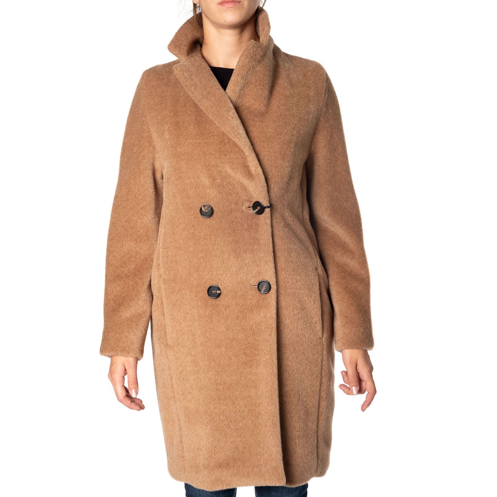 S Max Mara Rose Coat