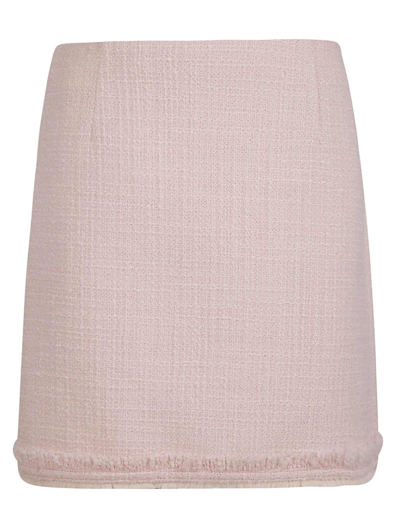 Tory Burch Tweed Mini Skirt