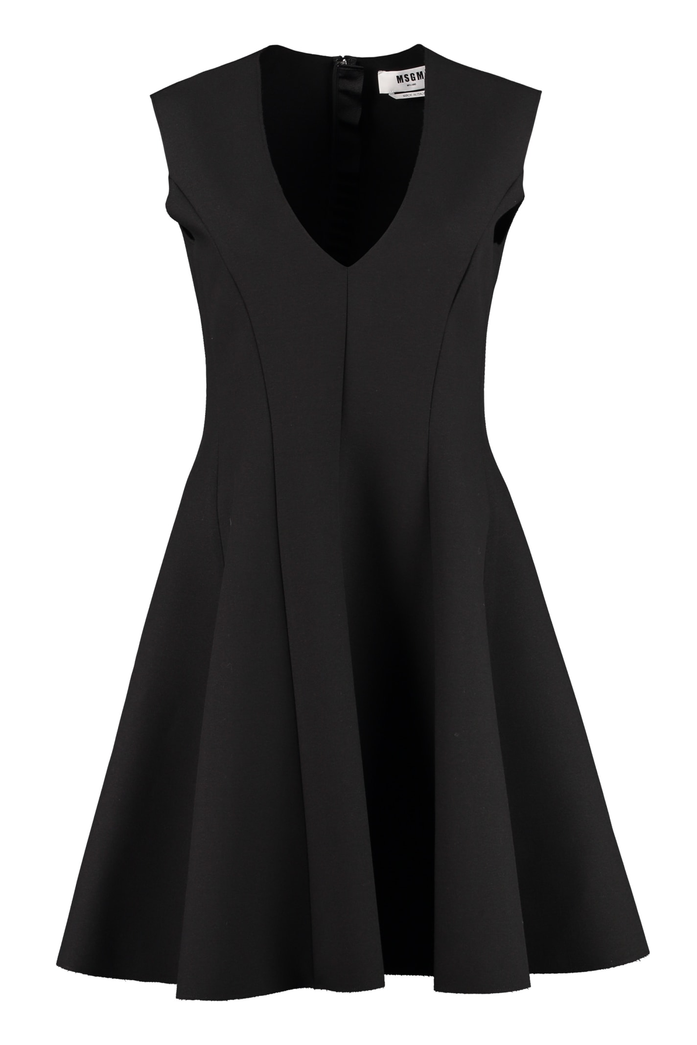 Buy MSGM Cady Dress online, shop MSGM with free shipping
