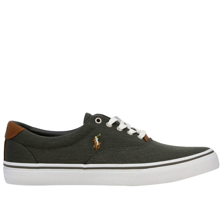 Polo Men Lauren Ralph Sneakers Shoes 8nwOk0XPN