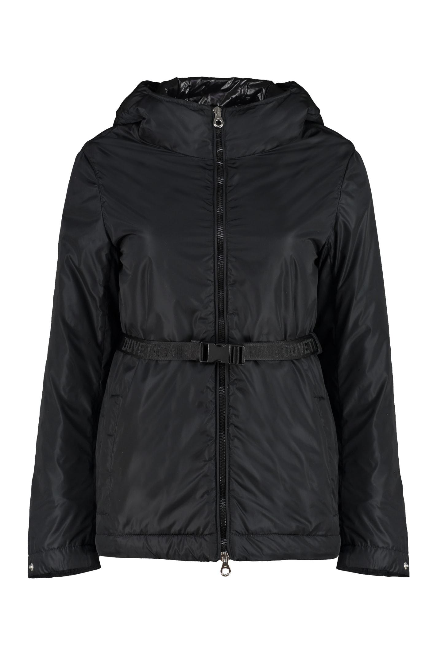 Comona Full Zip Down Jacket