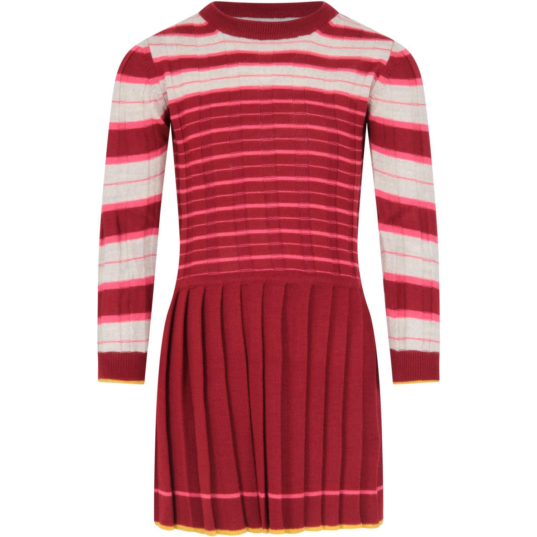 MARNI MULTICOLOR DRESS FOR GIRL