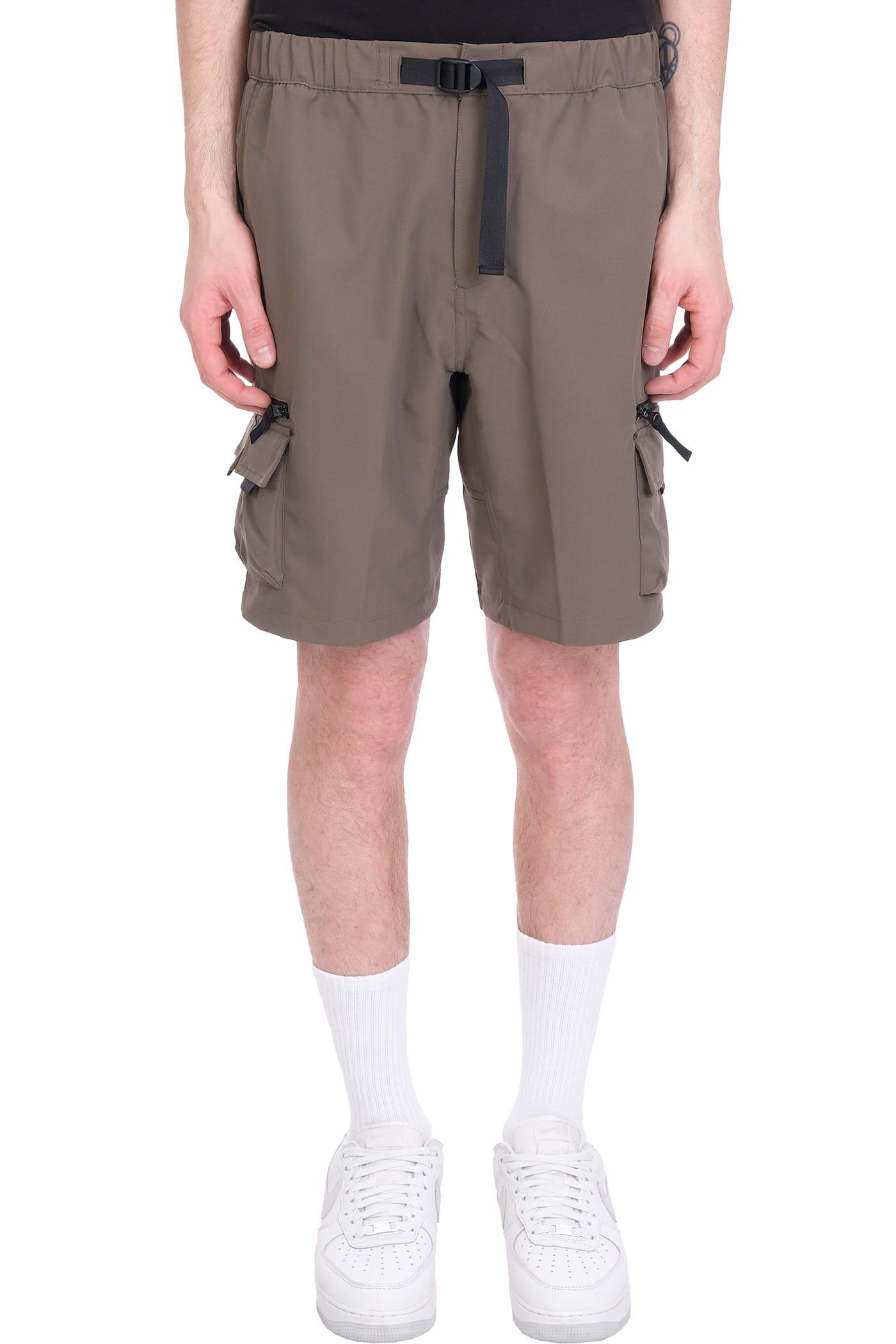 Carhartt Shorts SHORTS IN GREEN POLYESTER