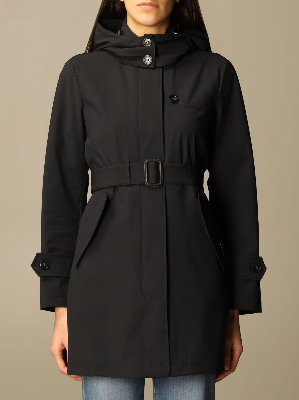 Woolrich Jacket Woolrich Jacket In Technical Fabric
