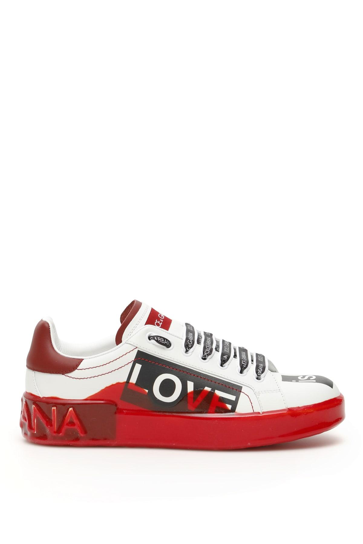 Dolce \u0026 Gabbana Sneakers | italist
