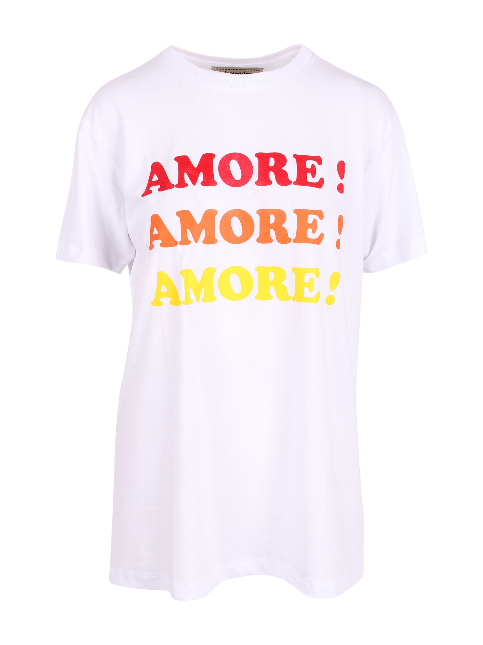 amore! Amore! Amore! Cotton T-shirt