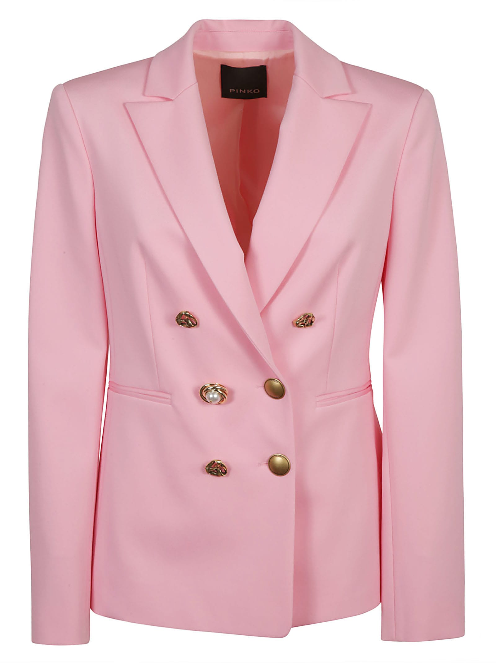 Pinko Blazers DOUBLE-BREASTED BLAZER