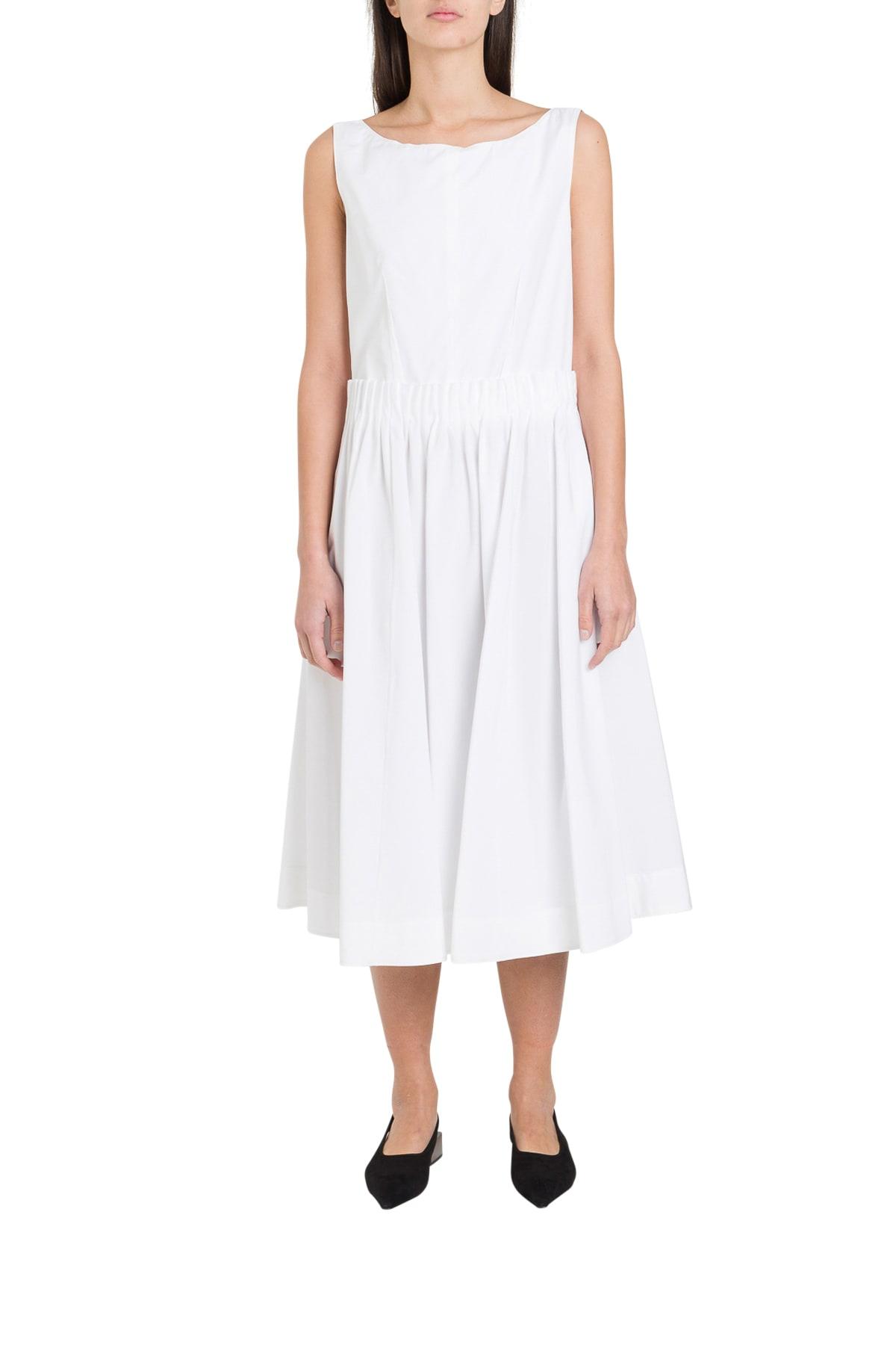 Buy Marni Poplin Dress online, shop Marni with free shipping