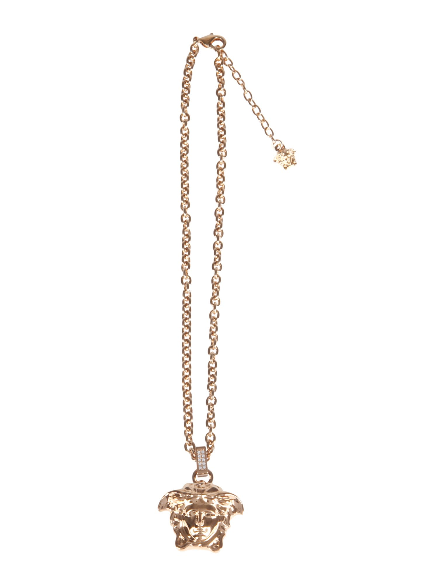 Versace NECKLACE WITH THE MEDUSA PENDANT