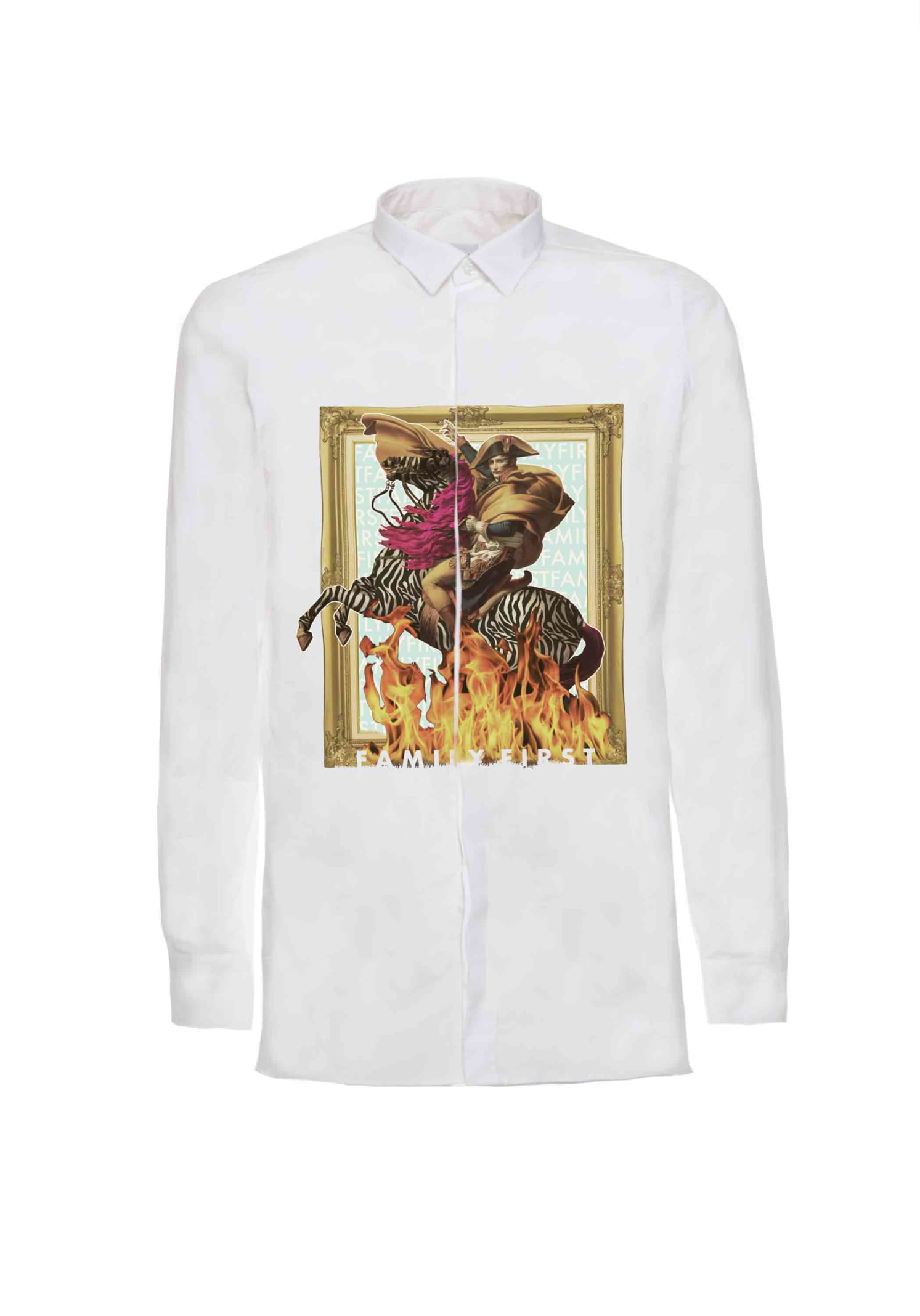 Shirt Long Napoleone