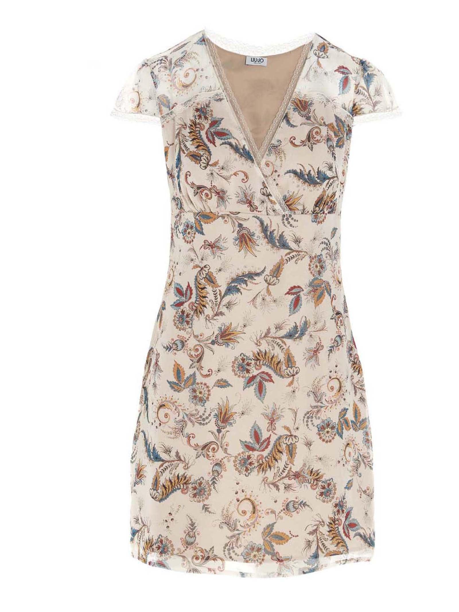 Liu •jo Silks LIU-JO SUMMER PAISLEY DRESS