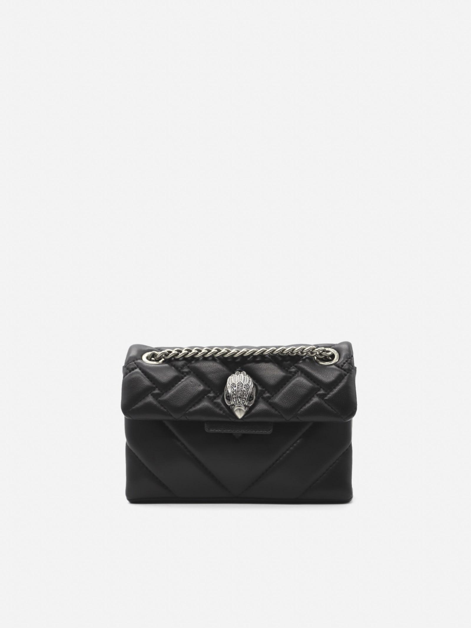 Mini Kensington Leather Bag