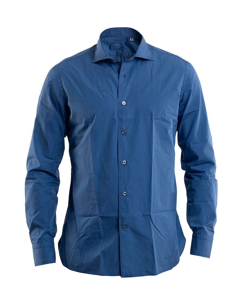 Idro Stone Washed Popeline Shirt
