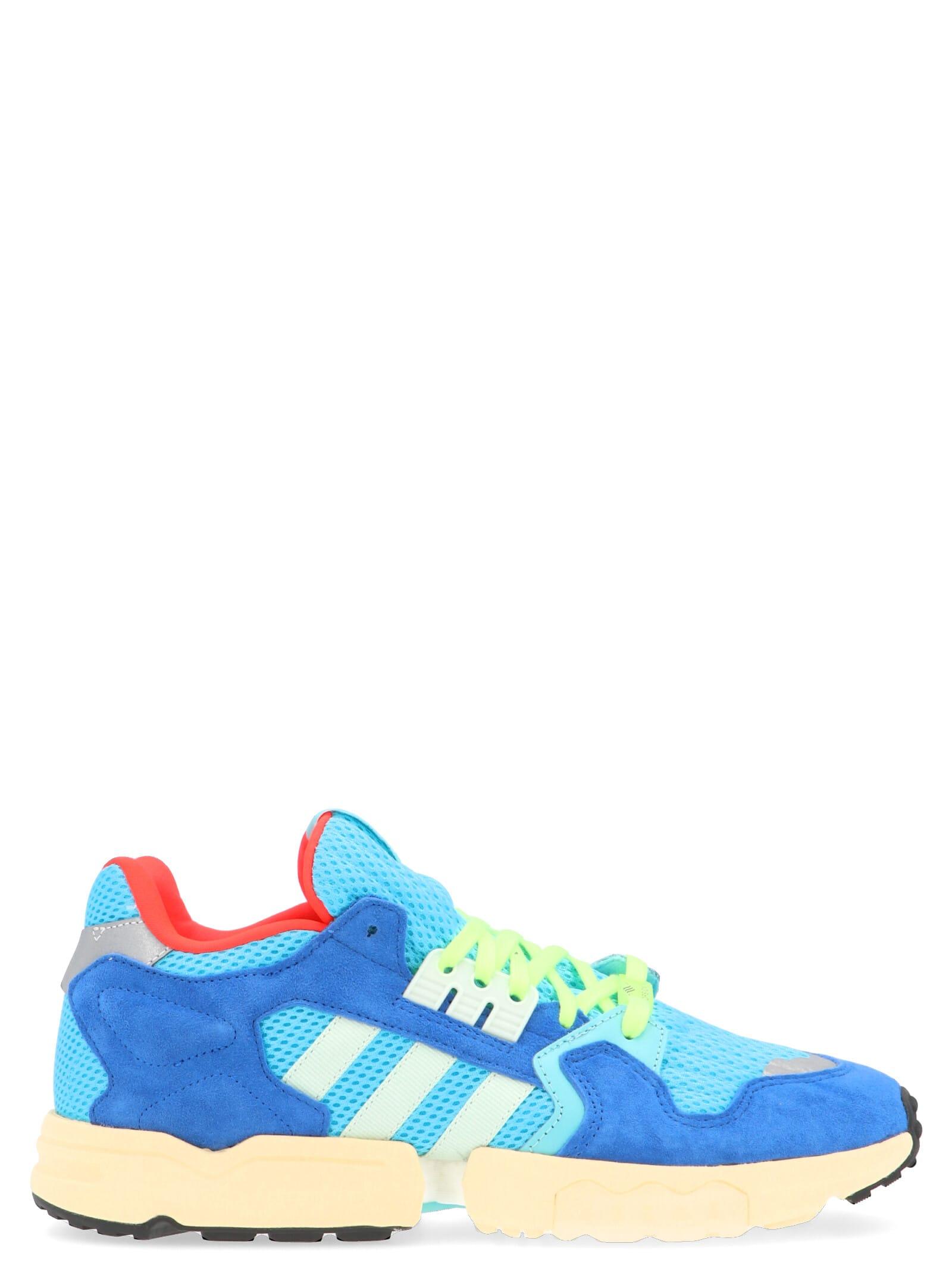 super popular 296e0 4ca14 Best price on the market at italist | Adidas Originals Adidas Originals 'zx  Torsion' Shoes
