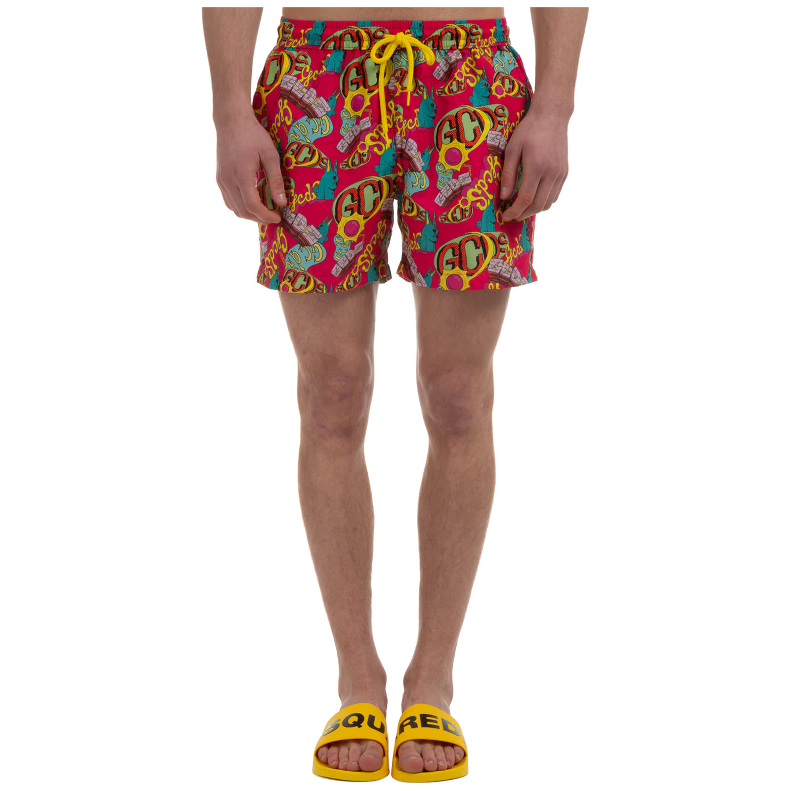 Gcds GCDS ARCHIVE SWIMMING TRUNKS