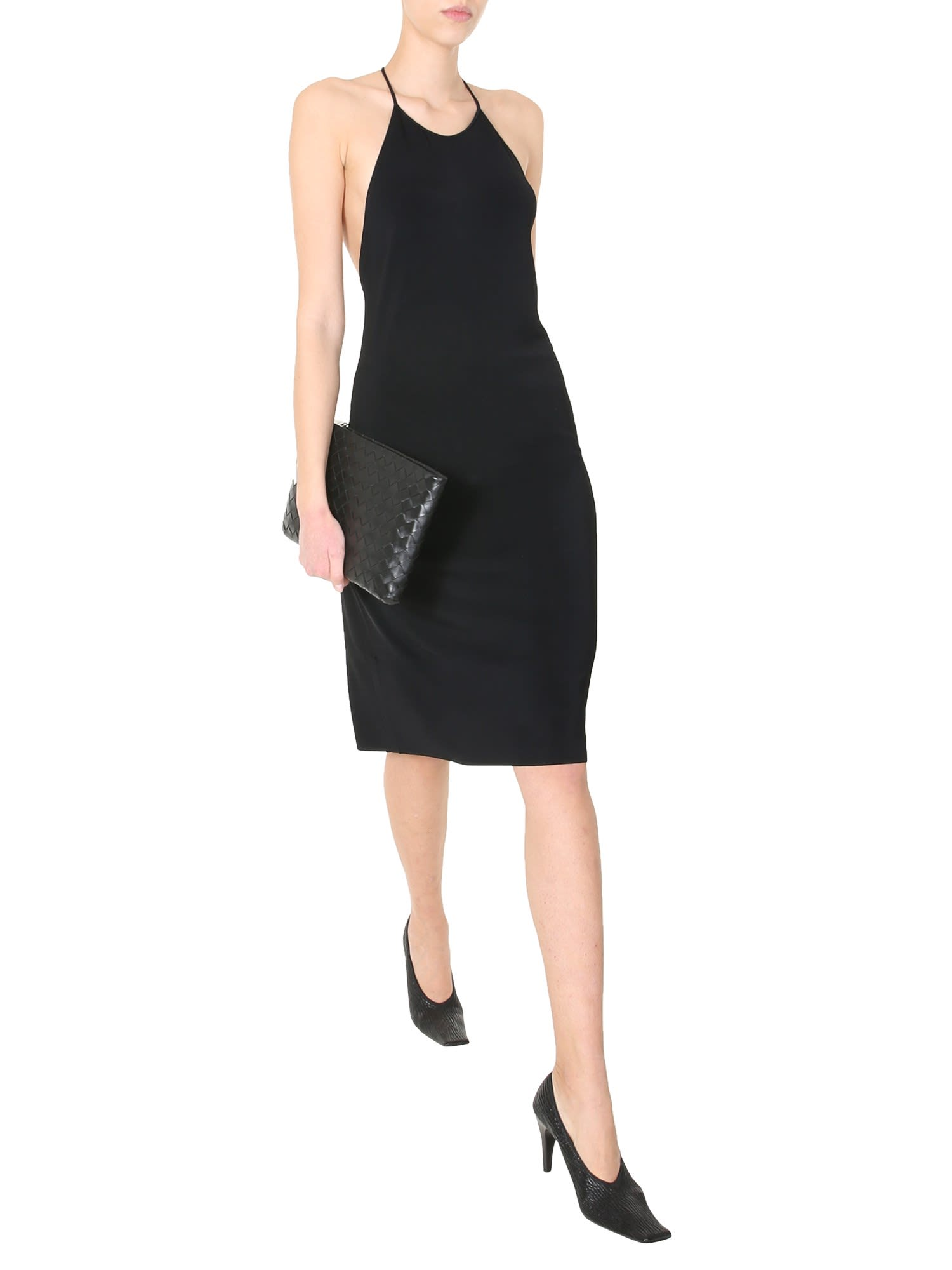 Buy Bottega Veneta Jersey Dress online, shop Bottega Veneta with free shipping