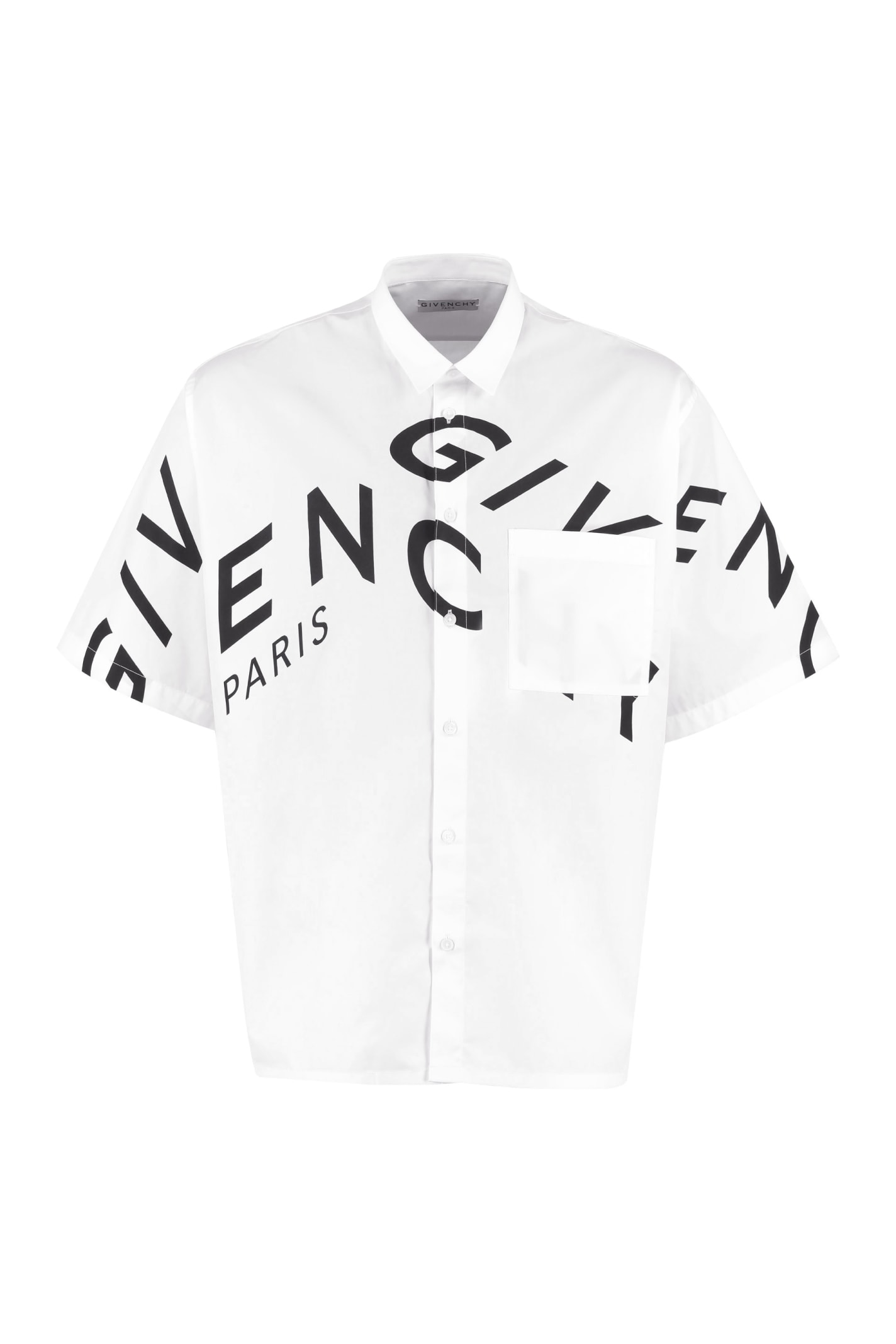 Givenchy Cottons SHORT SLEEVE COTTON SHIRT