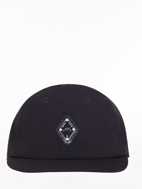 A-Cold-Wall* LOGO CAP BLACK