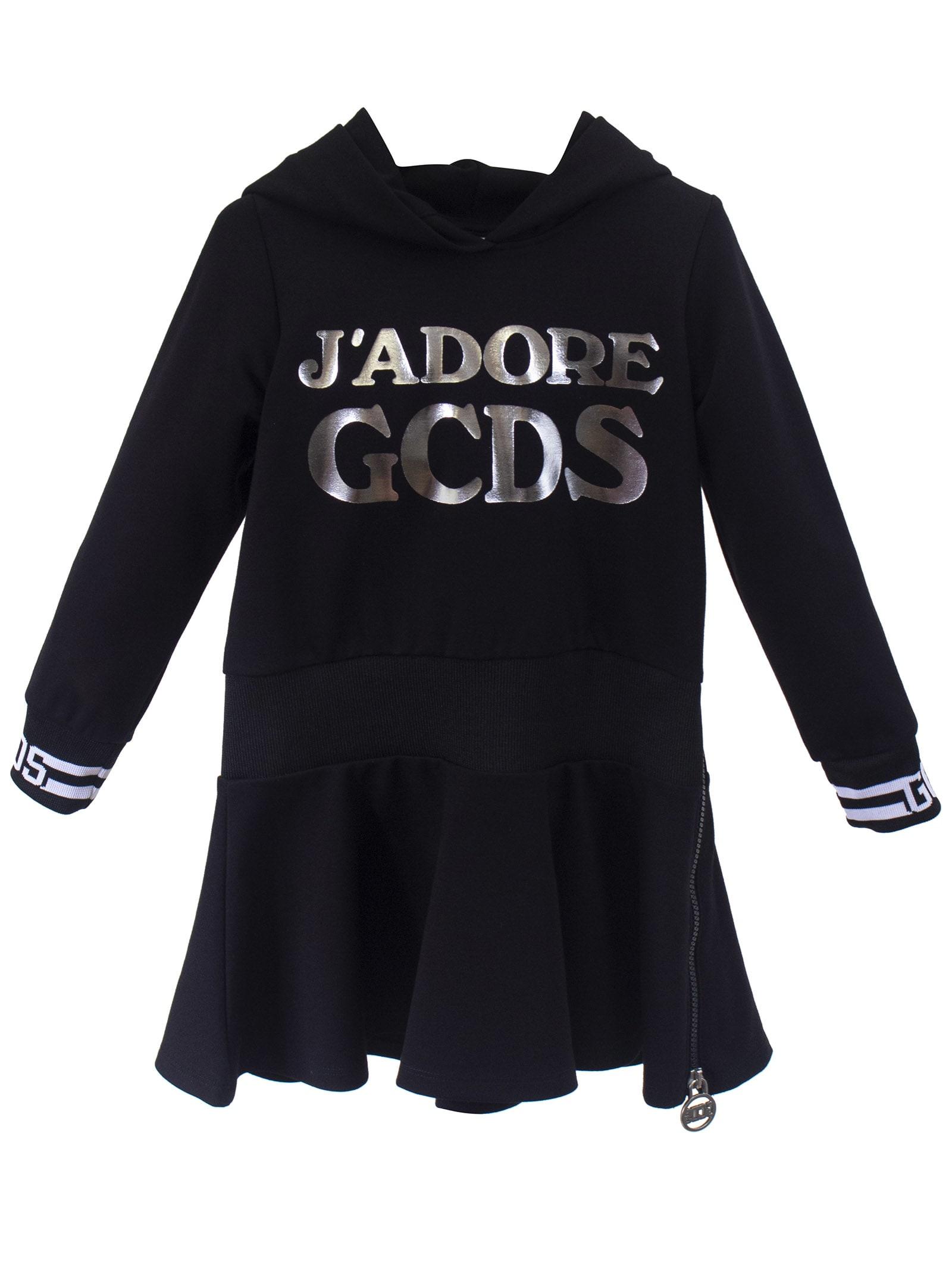 GCDS Mini Baby Girl Dress