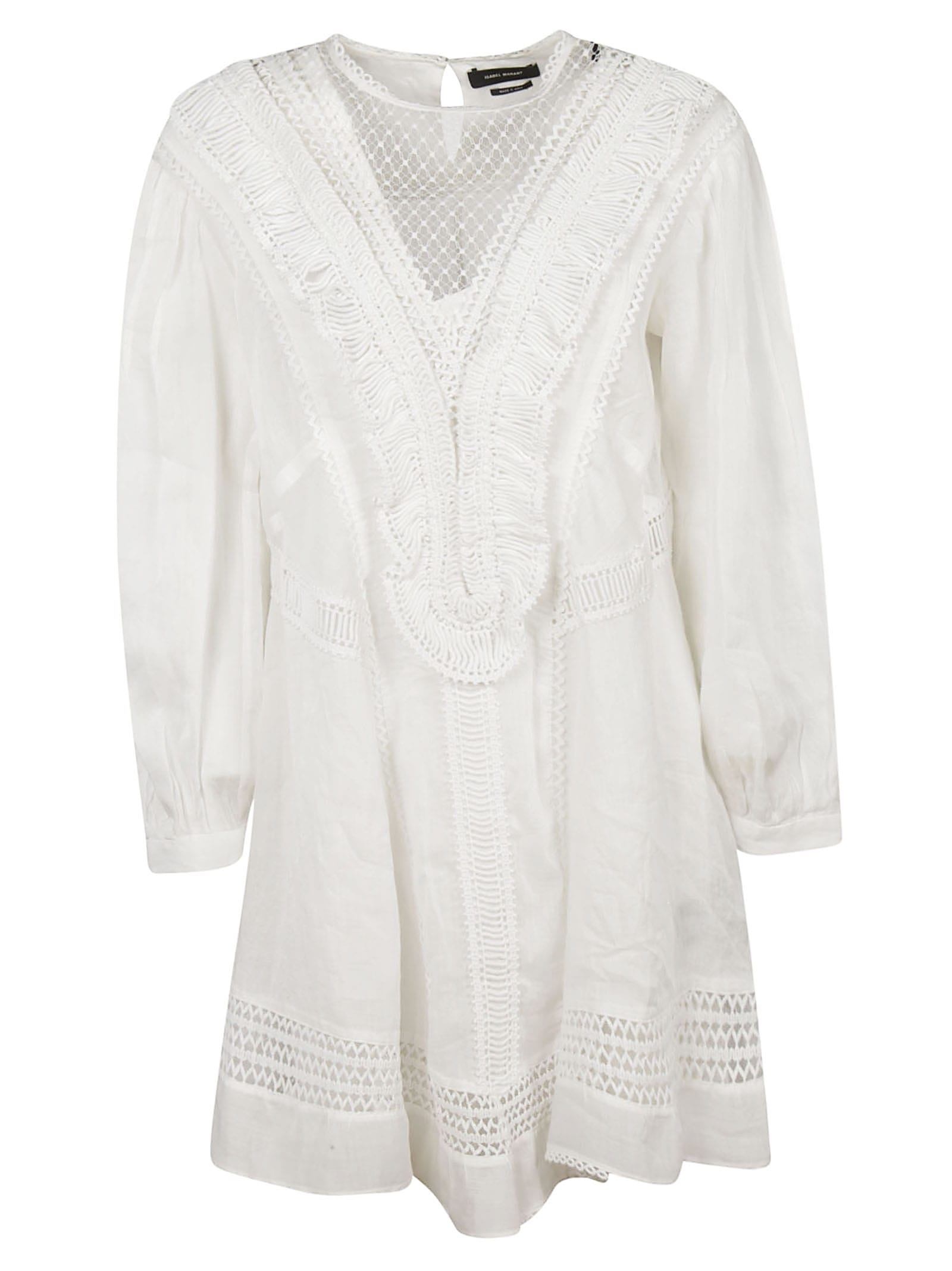 Isabel Marant Perforated Dress