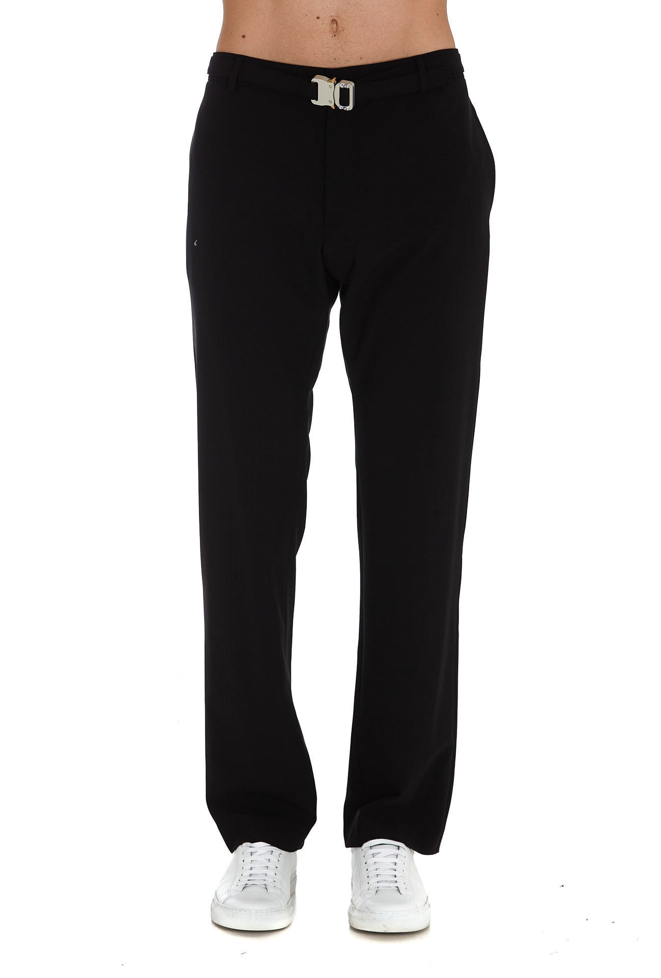 Alyx 1017 ALYX 9SM METAL BUCKLE SUIT PANTS