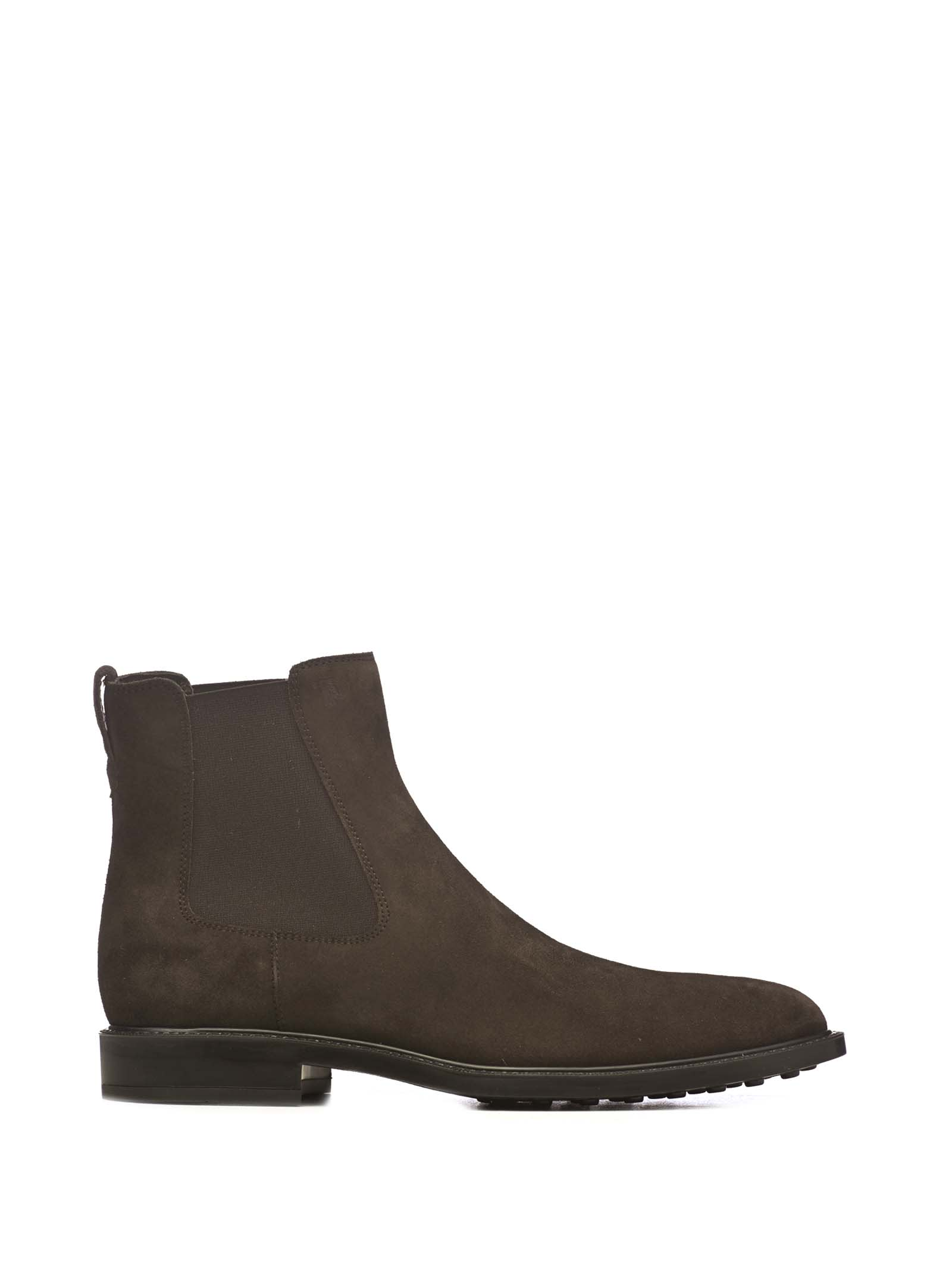 Tods Tods Chelsea Suede Boots