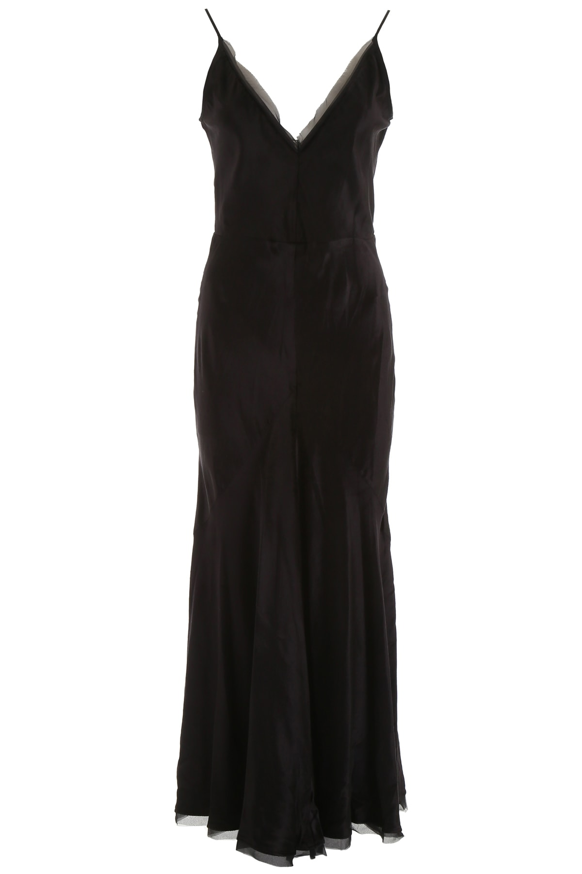 Gabriela Hearst Velvet Bridget Dress