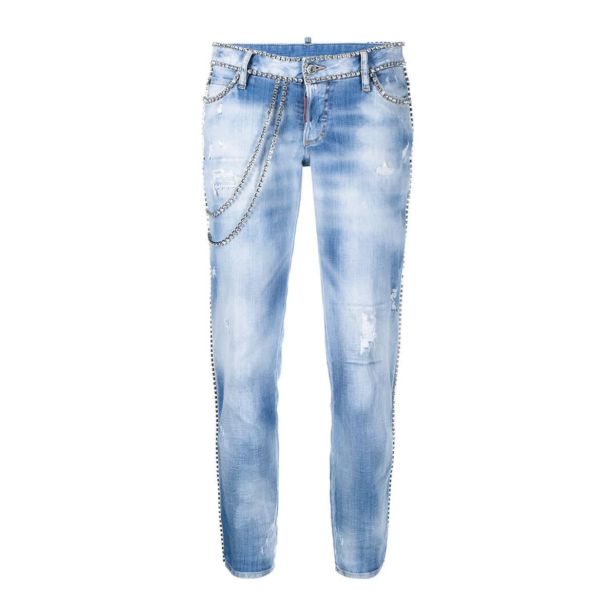 Dsquared2 JEANS CRYSTAL DONNA