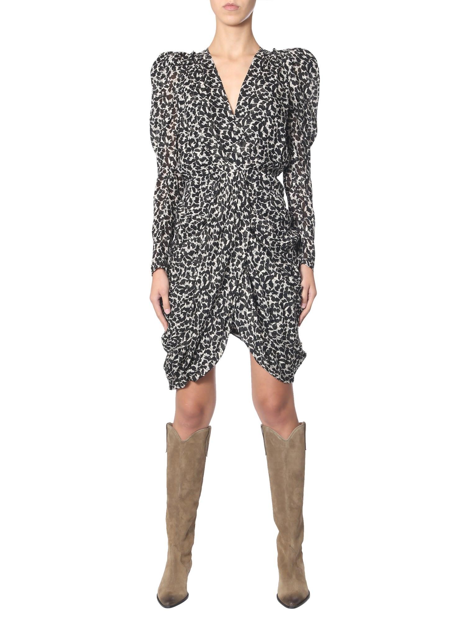 Buy Isabel Marant Issolya Dress online, shop Isabel Marant with free shipping