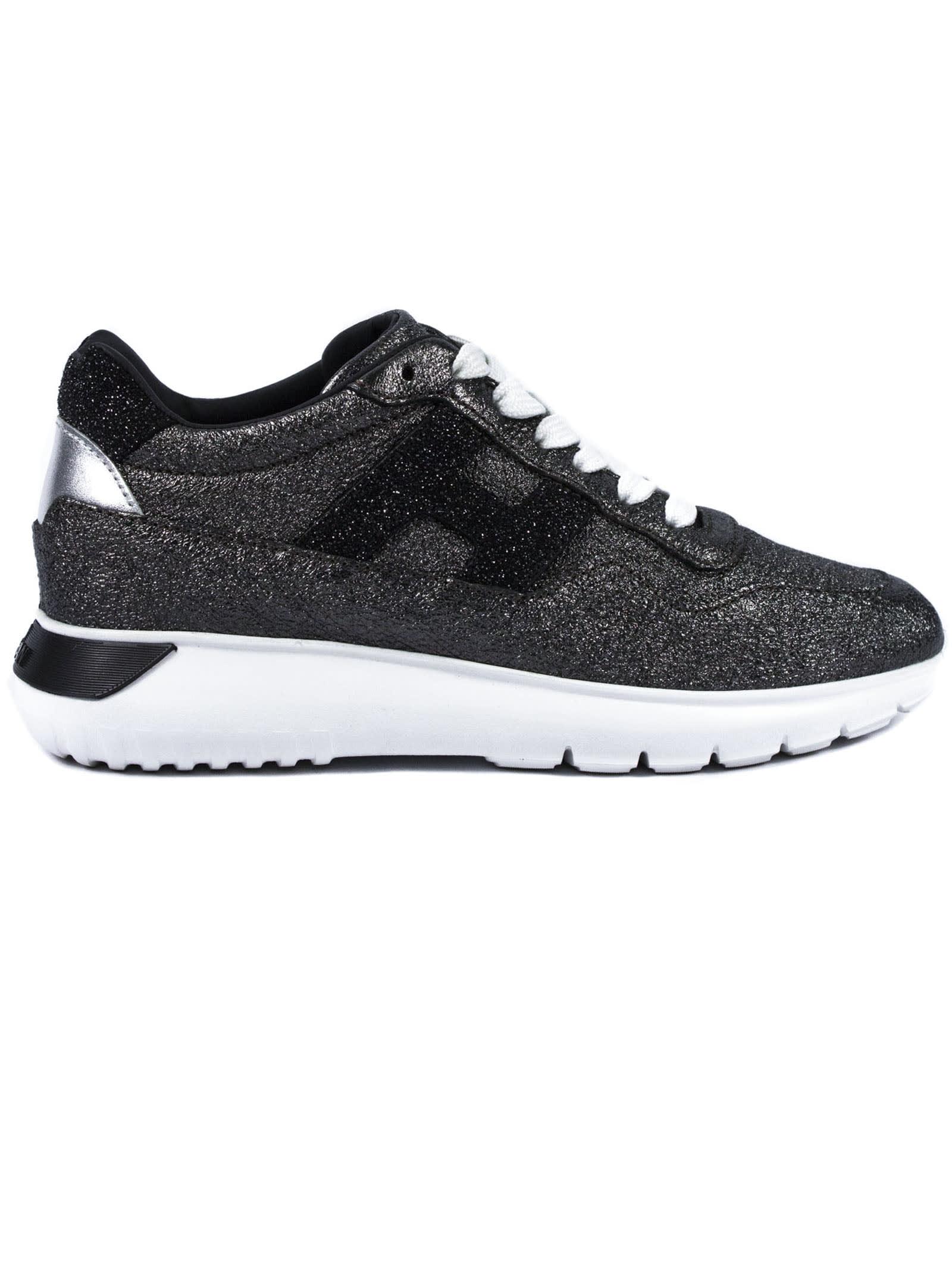 Hogan Metallic Interactive³ Sneakers