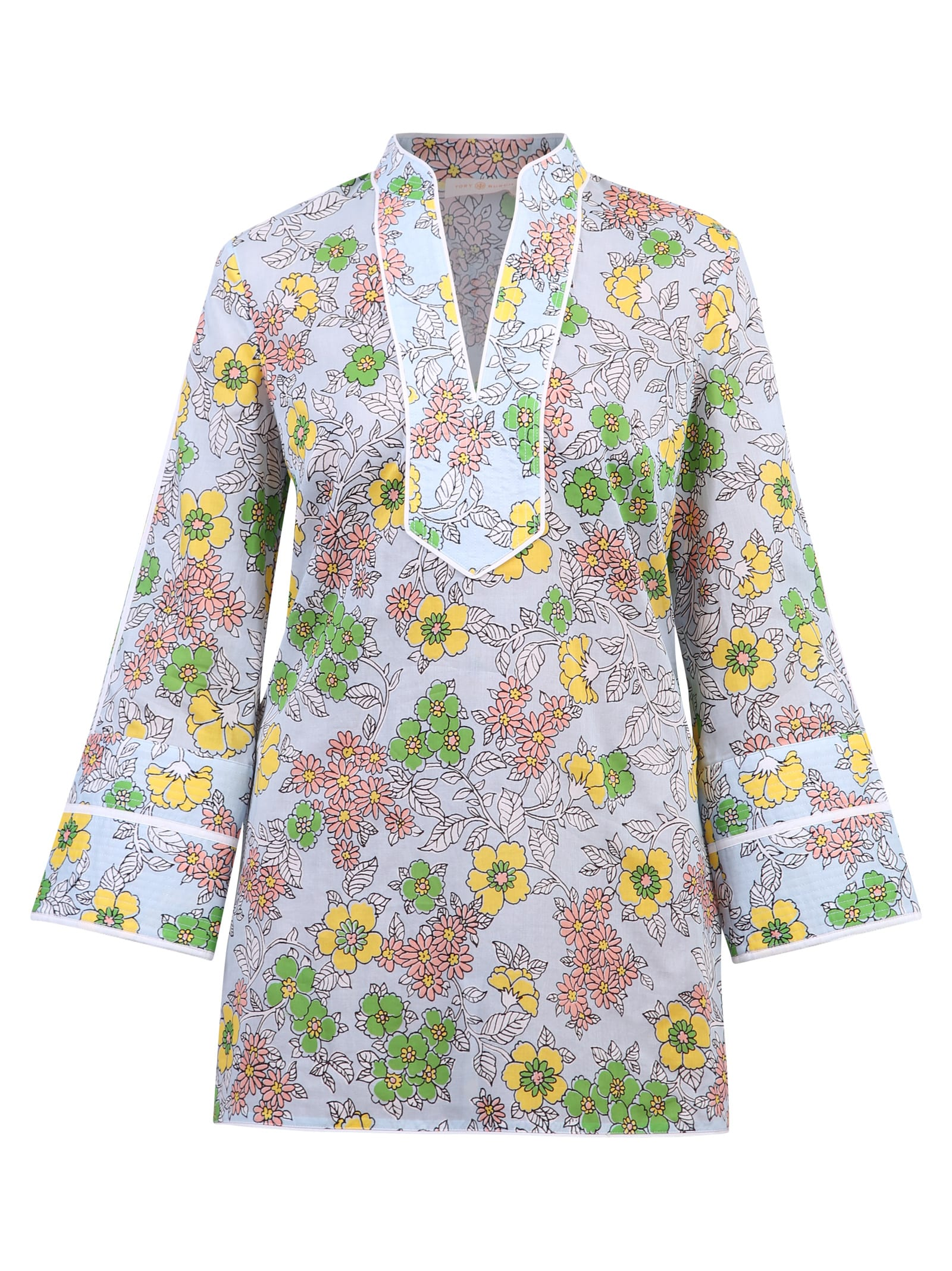 Buy Tory Burch Printed Dress online, shop Tory Burch with free shipping