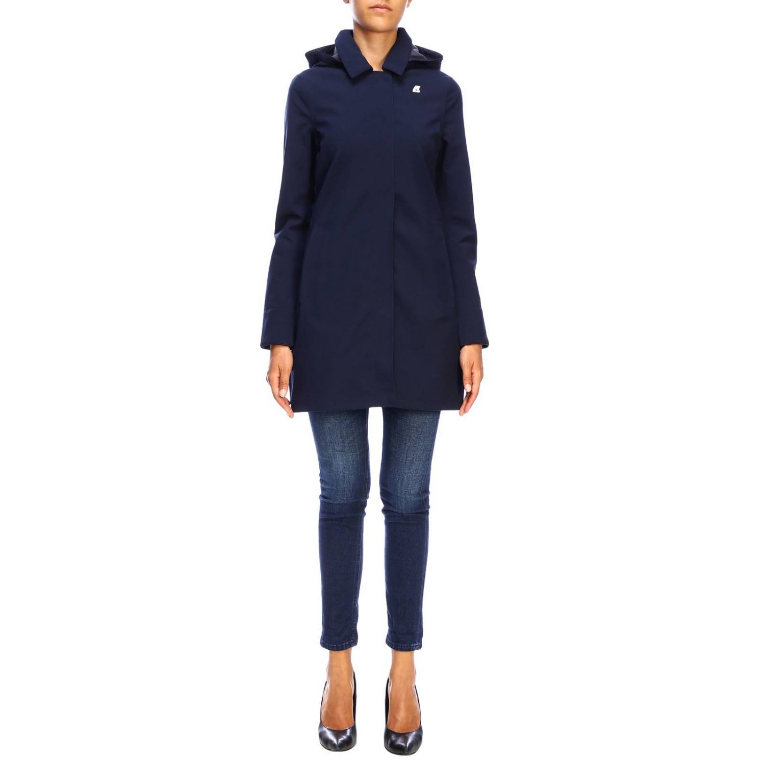 K-way Coat Coat Women K-way