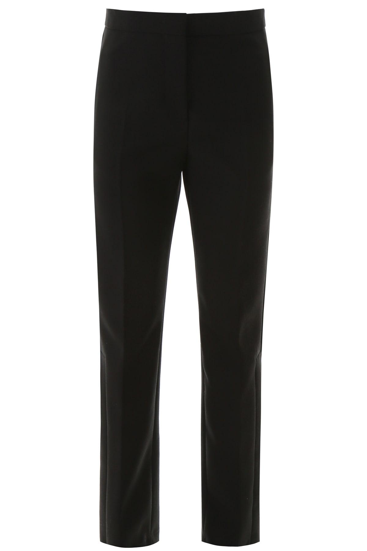 Jil Sander Stretch Wool Trousers