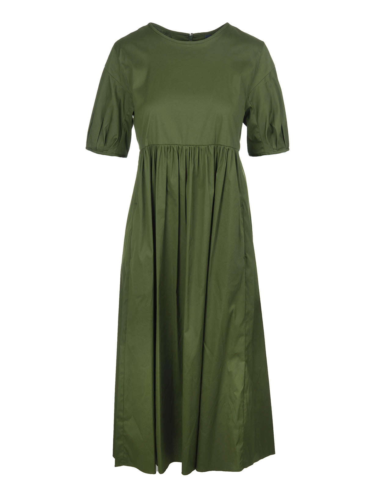 Buy Green Fato Long Dress online, shop Max Mara with free shipping
