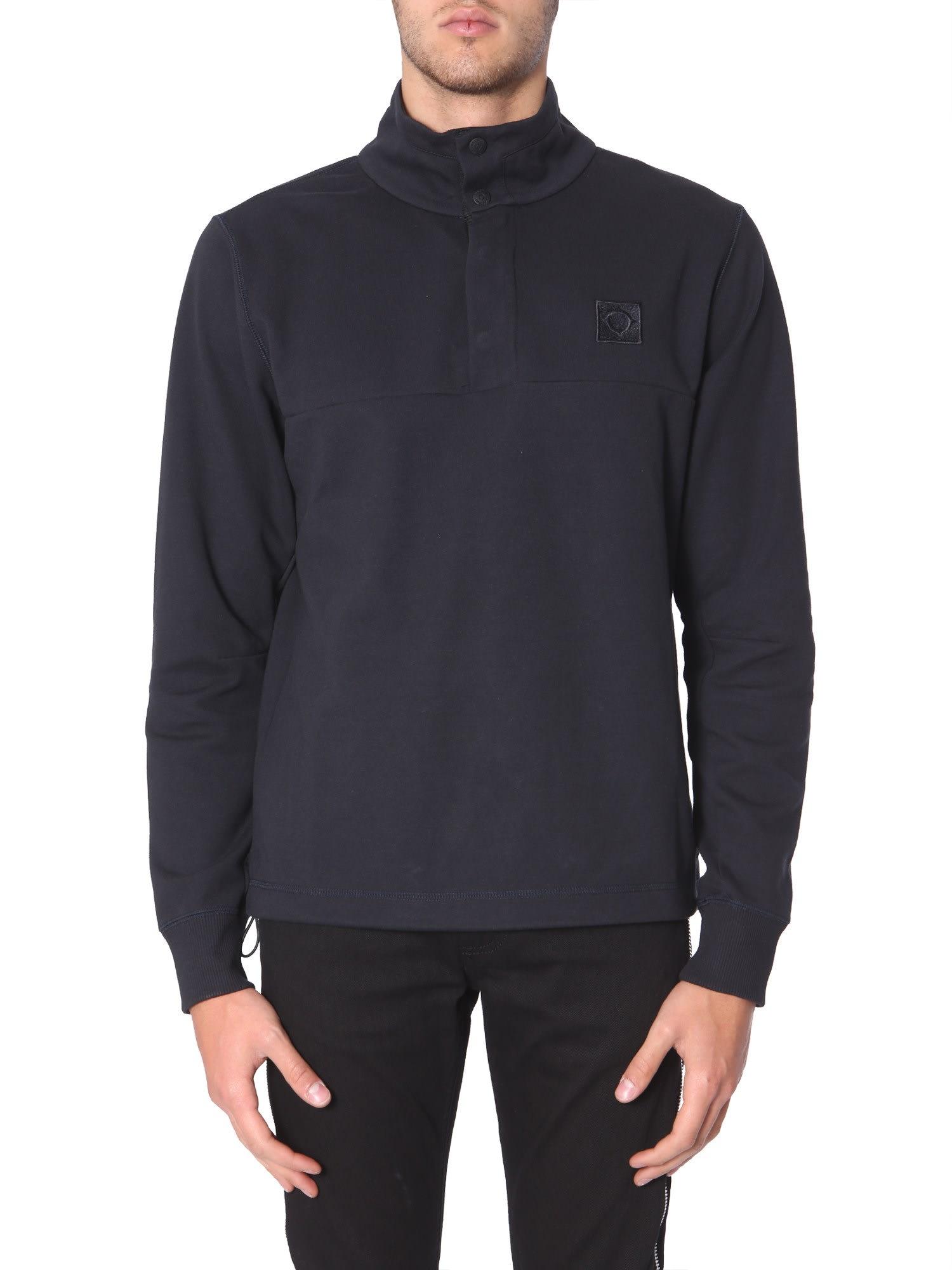 Ma. Strum High Neck Sweater