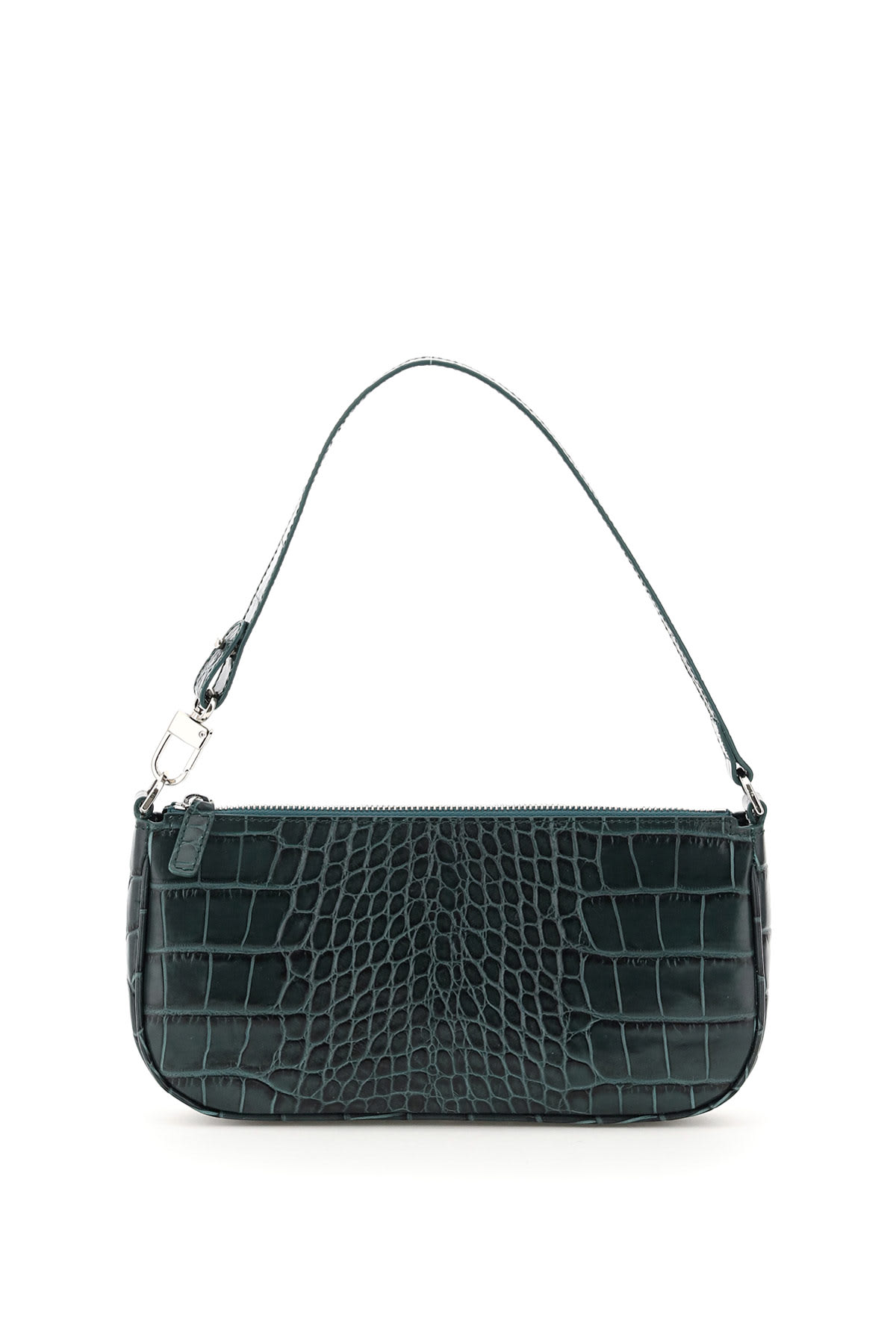 By Far CROCODILE PRINT RACHEL BAG