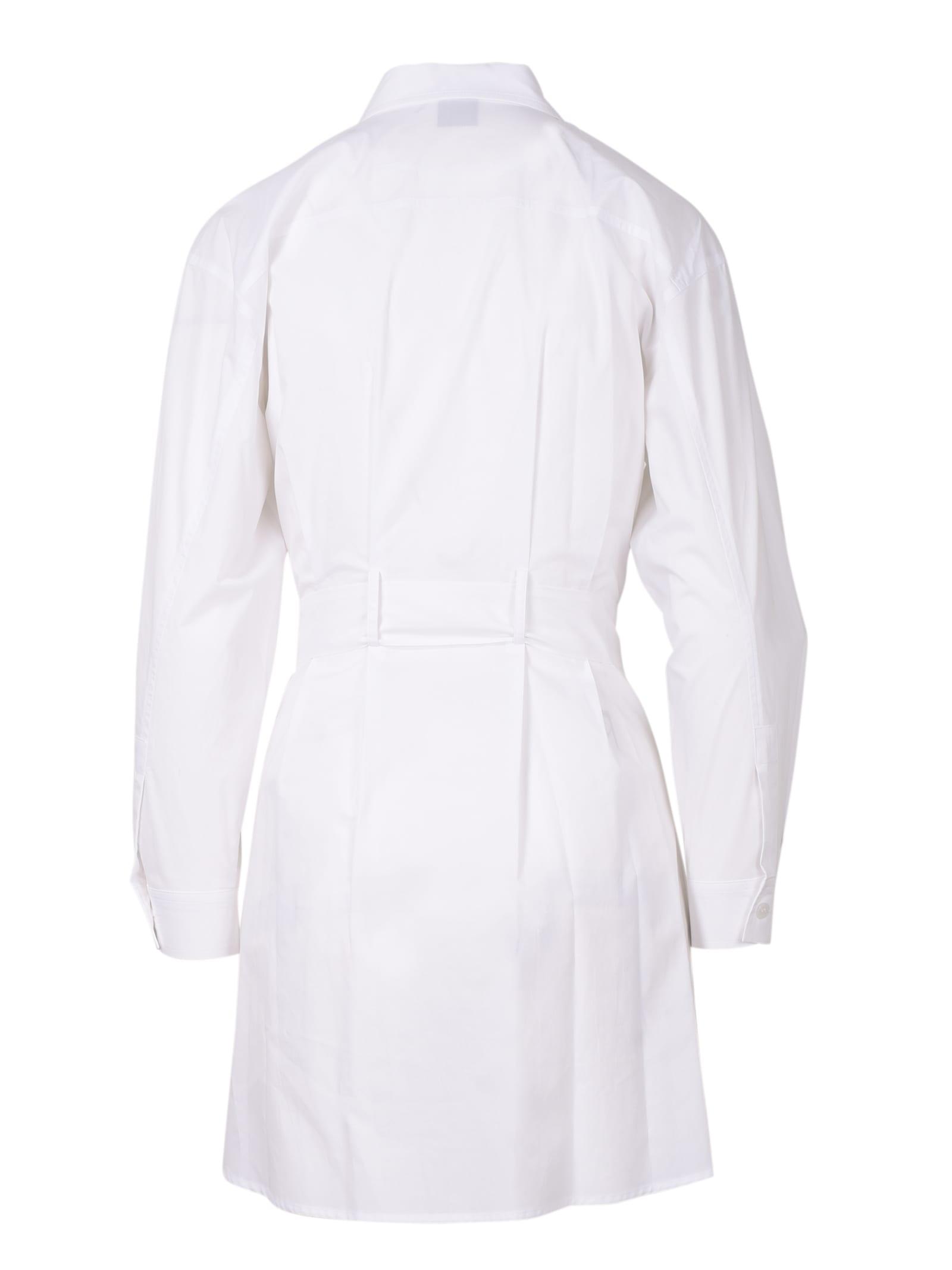 Pinko FANATICO CHEMISIER DRESS