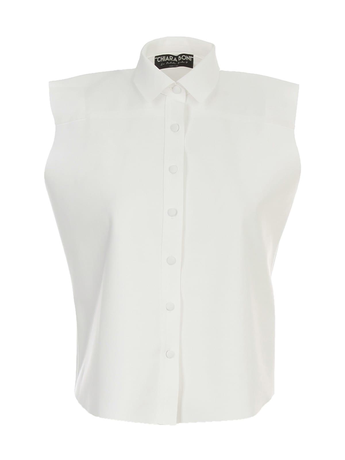 Short Sleeveless Shirt