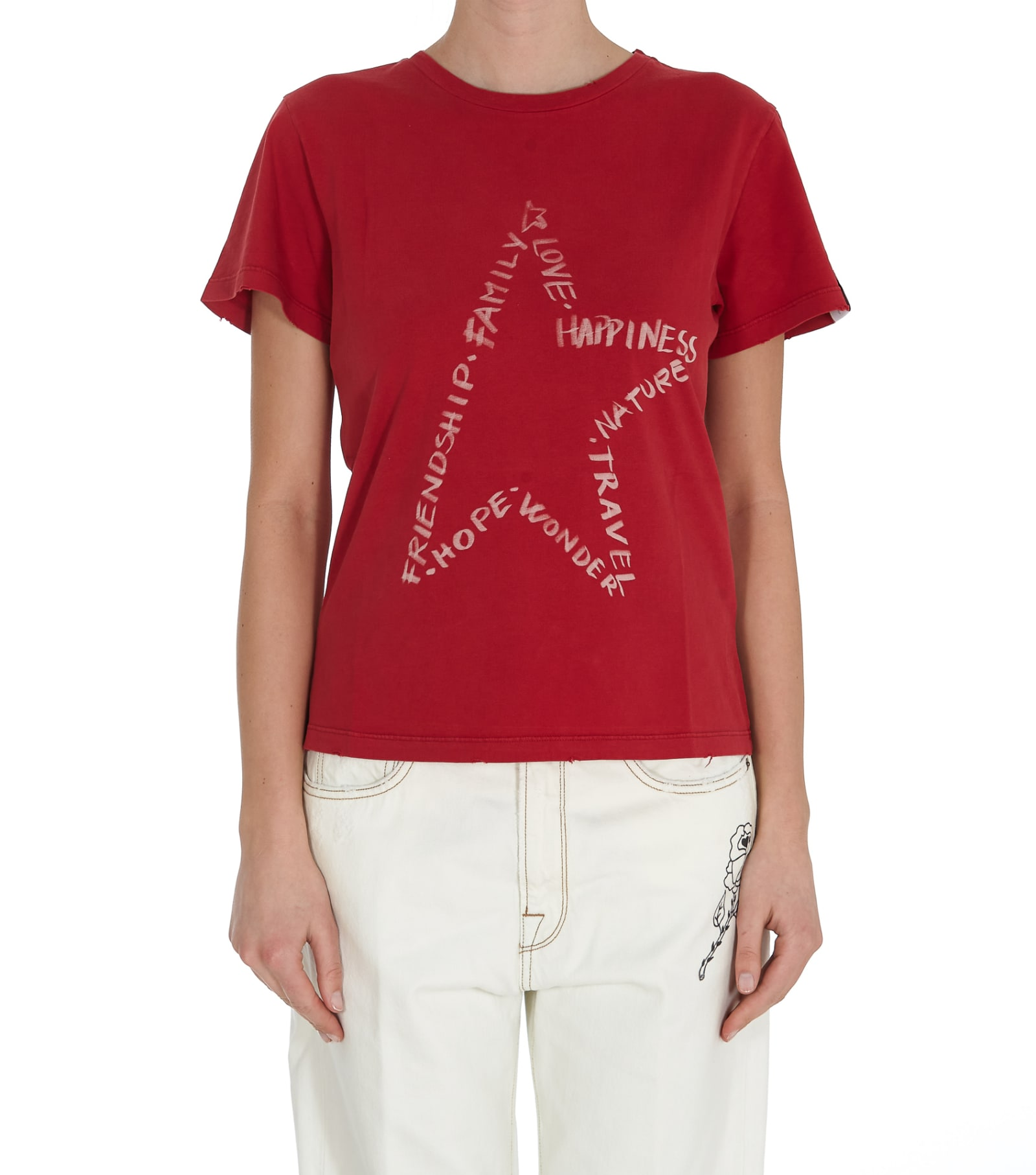 Golden Goose T-SHIRT ANJA