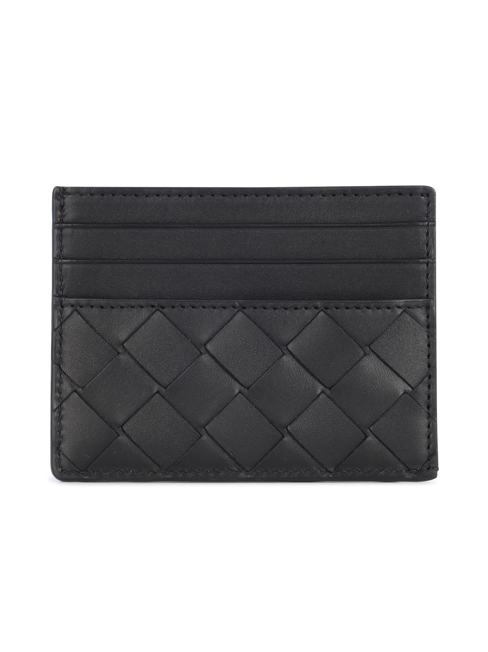 Bottega Veneta Braided Card Holder