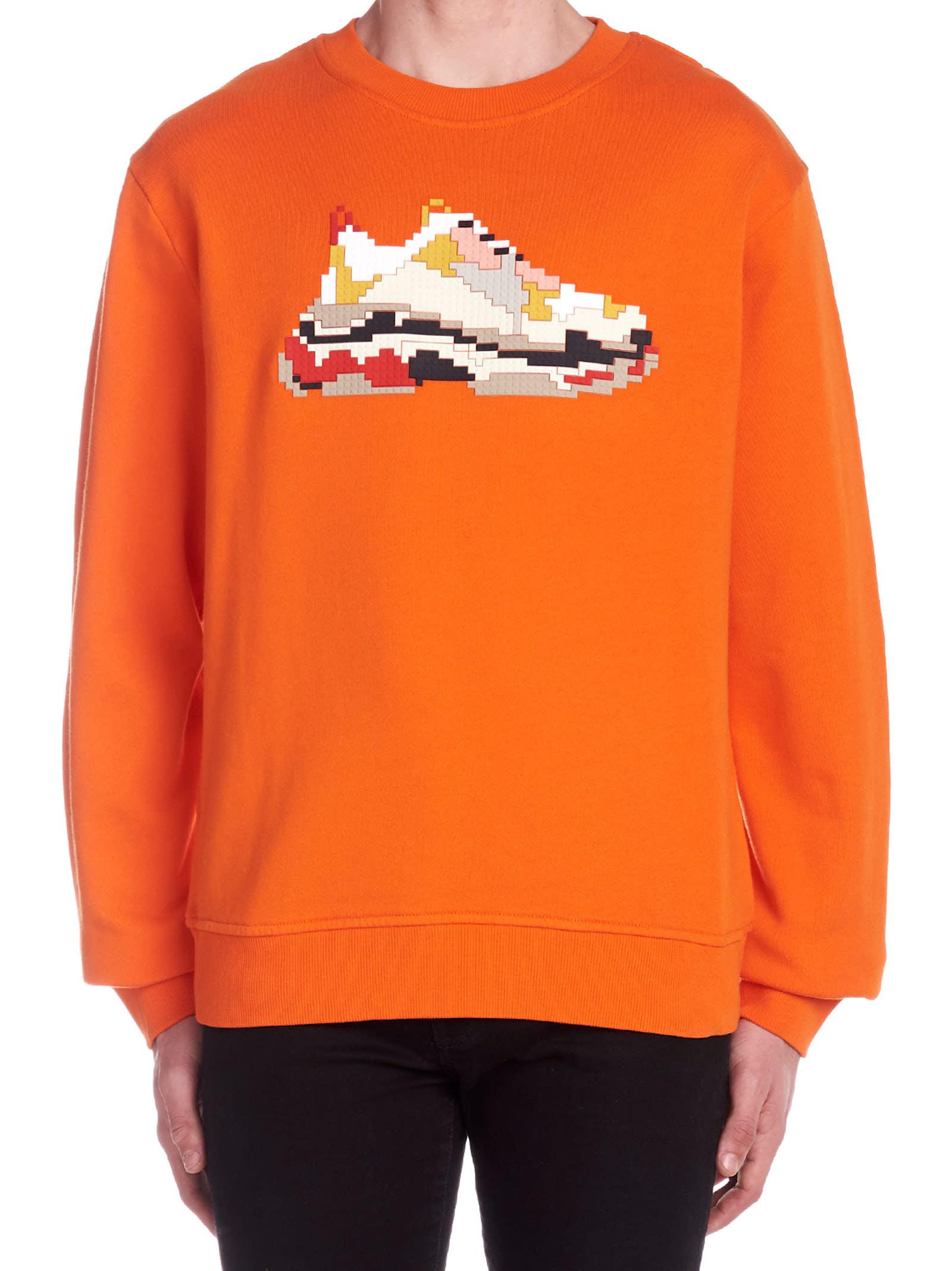 8-bit By Mostly Heard Rarely Seen dadcore Sweatshirt