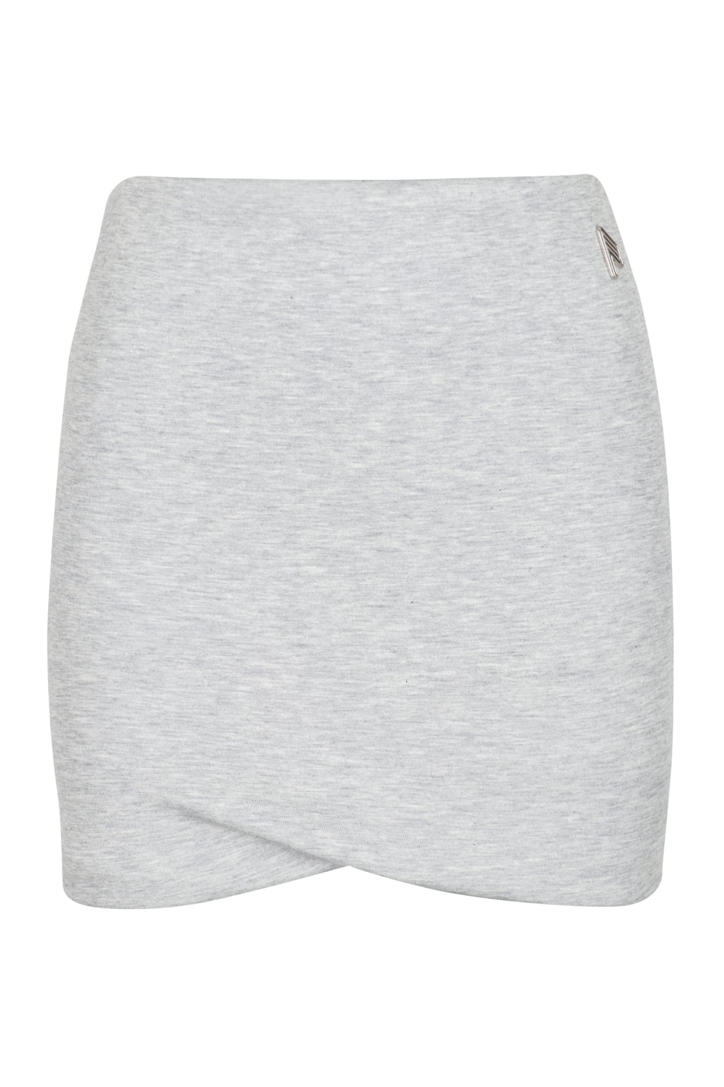 Attico Mini skirts EZRA DRAPED SKIRT