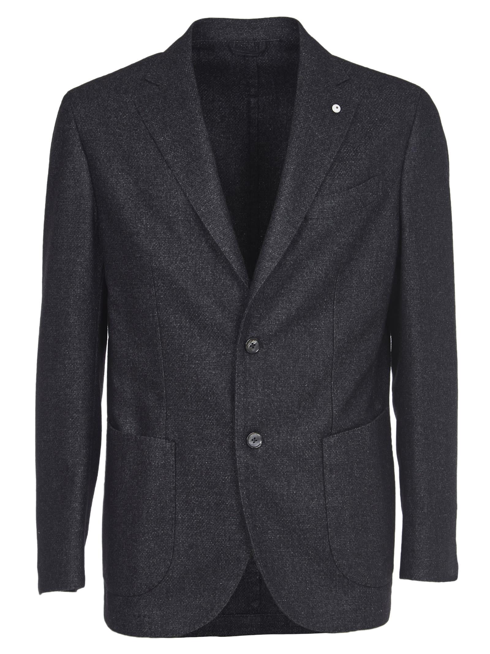 1911 Grey Wool Jacket