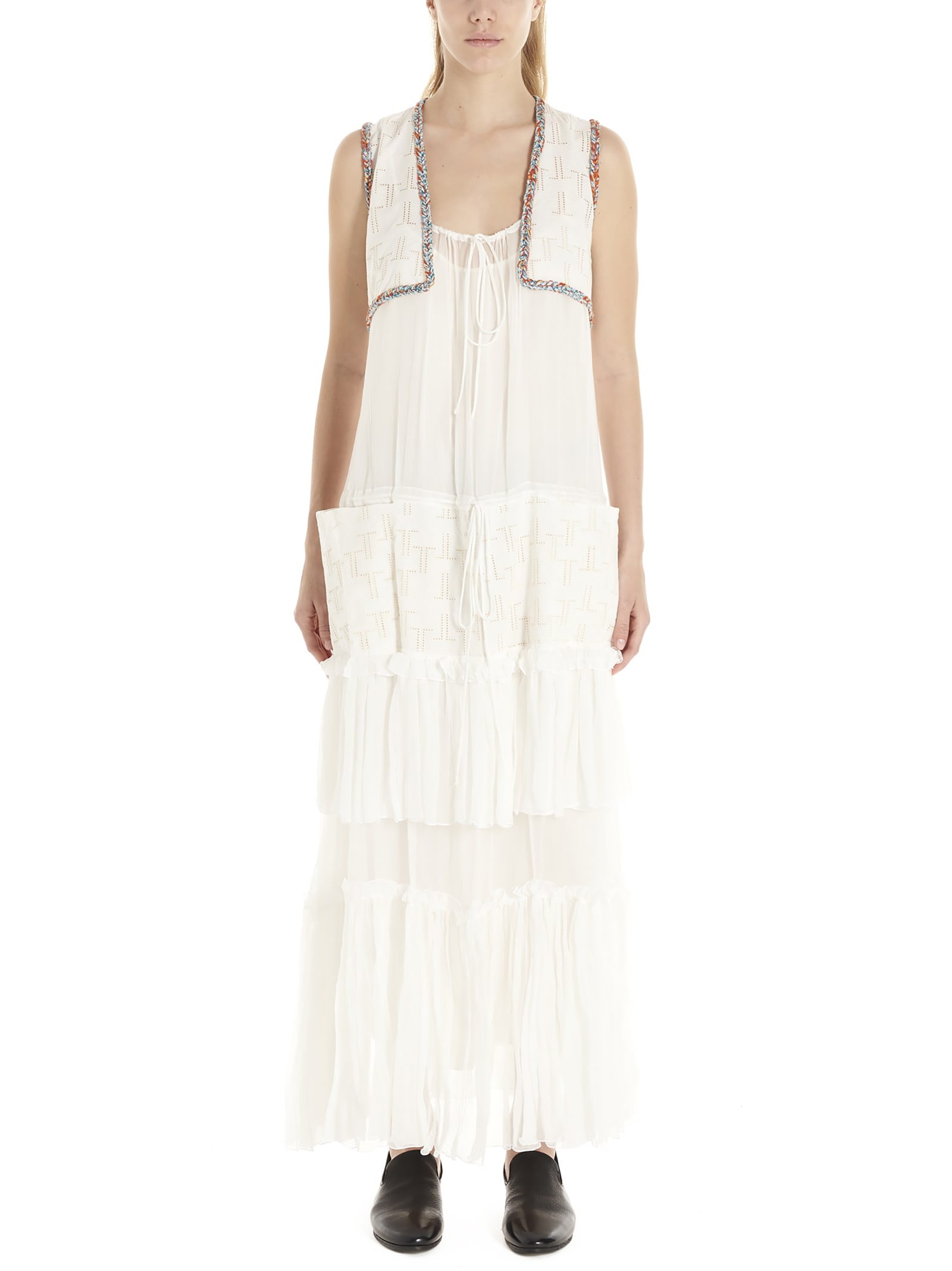 Buy Lanvin Dress online, shop Lanvin with free shipping