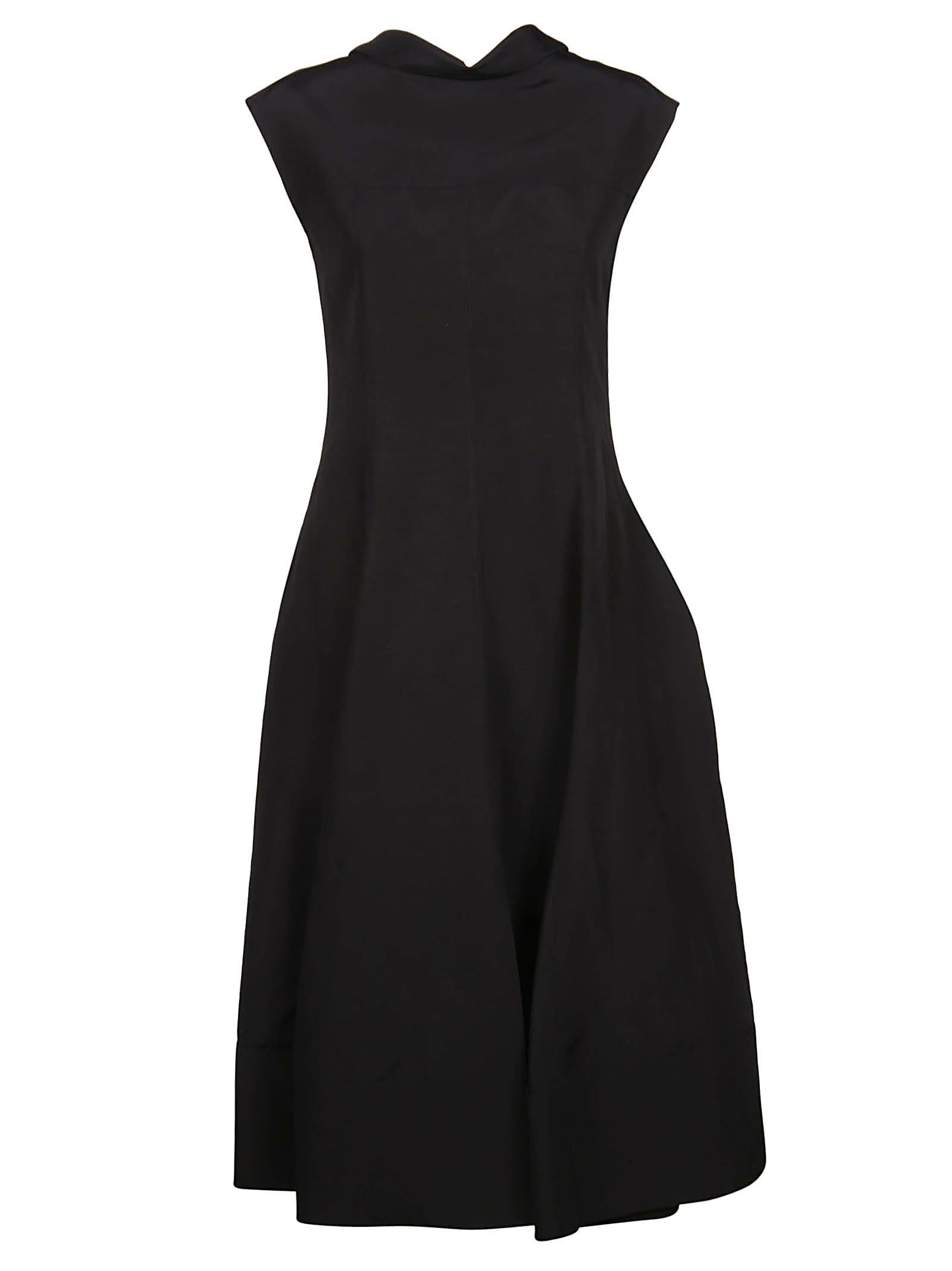 Buy Jil Sander Puff Skirt Dress online, shop Jil Sander with free shipping
